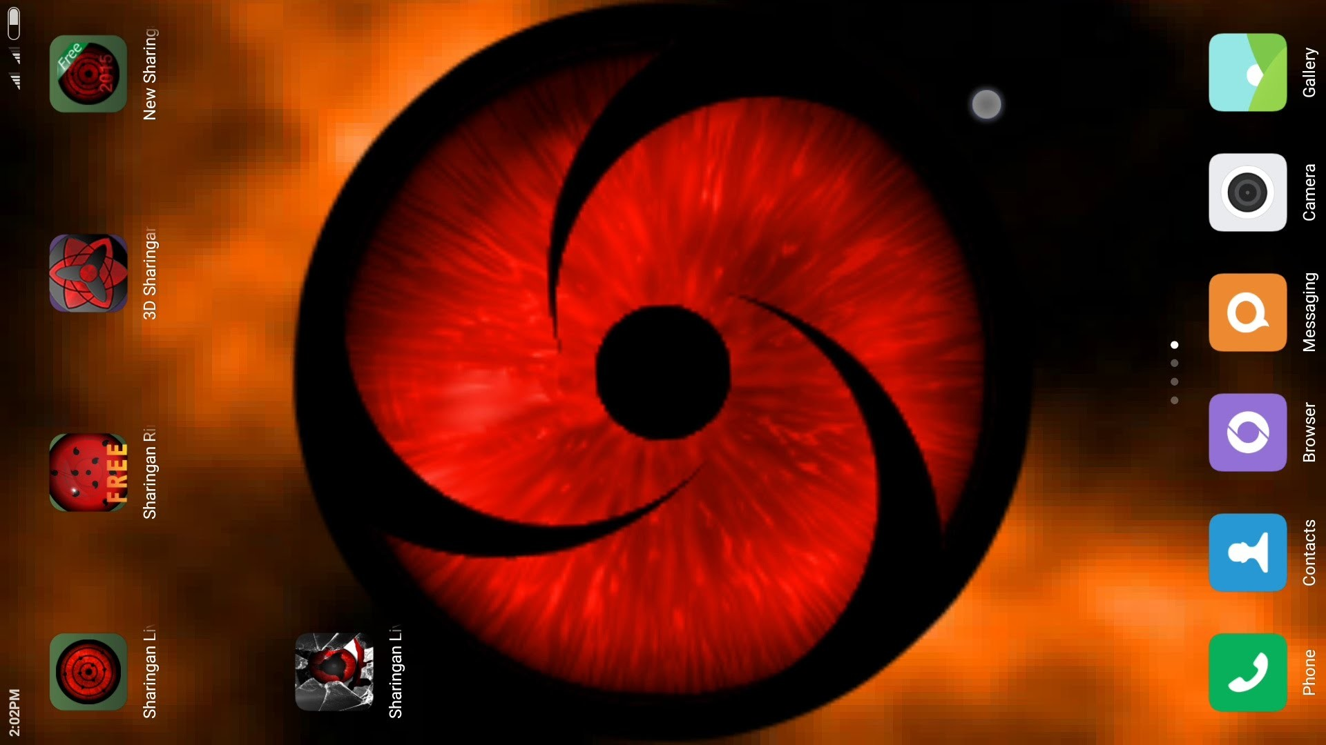 "Res: 1920x1080, ""Top 5 Best/Awesome Sharingan Live Wallpaper Apps Ever For Android""!!!! -  YouTube"