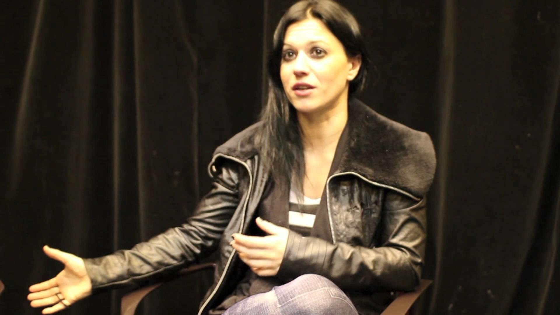 Res: 1920x1080, Lacuna Coil Interview - Cristina Scabbia Talks New Album and More - YouTube