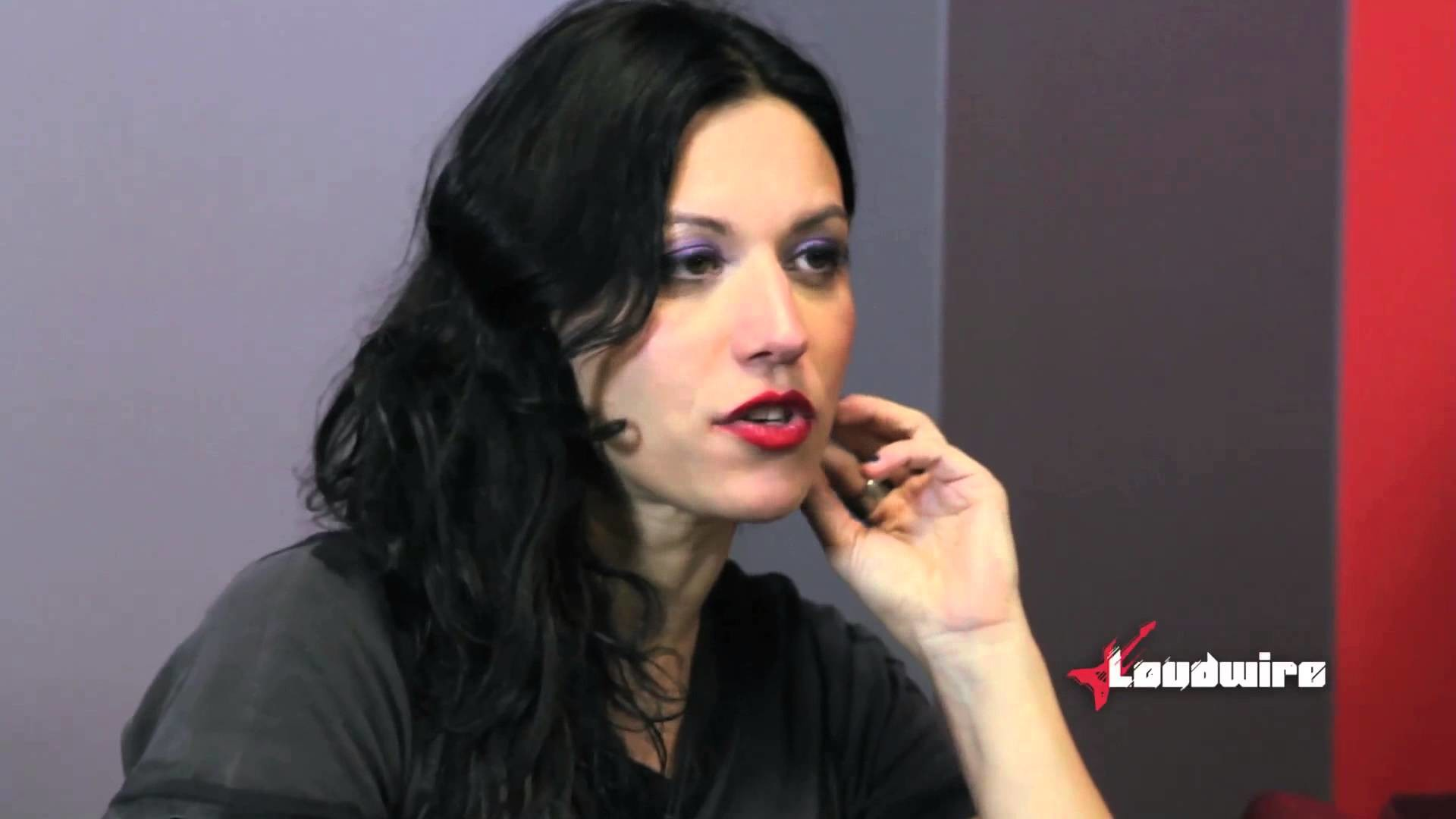 Res: 1920x1080, Lacuna Coil Talk to Loudwire - Spring 2013