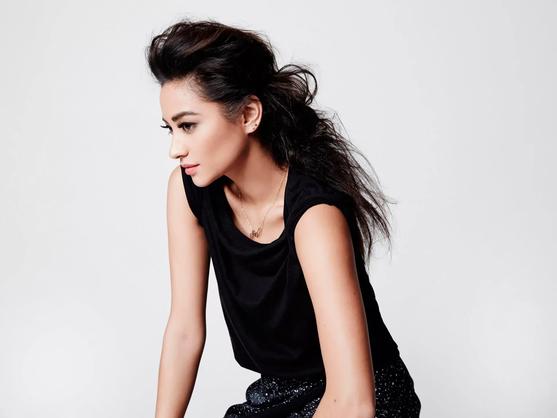 Res: 1920x1440, ... Shay Mitchell Wallpapers HQ ...