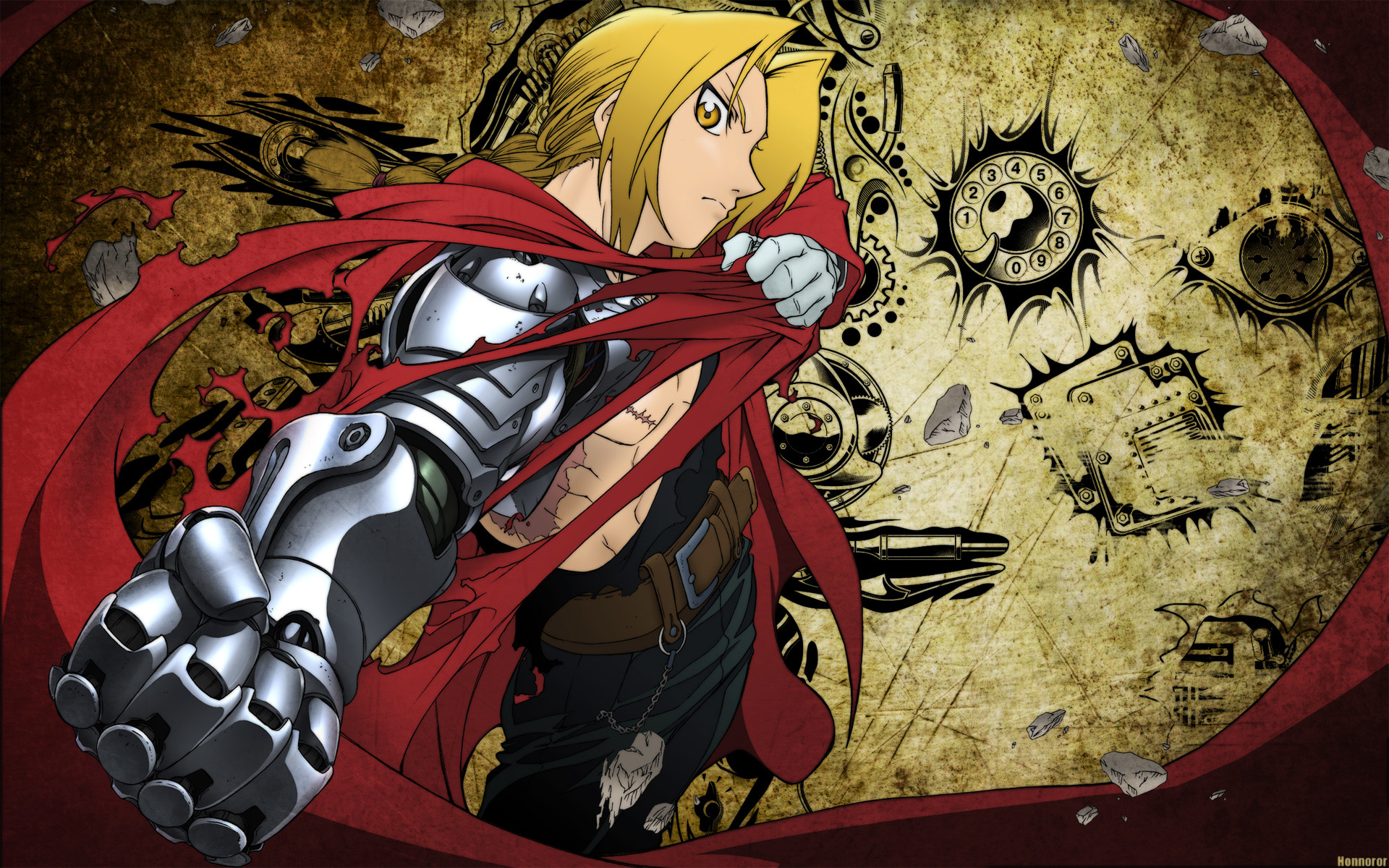 Res: 1920x1200, FullMetal Alchemist Wallpapers