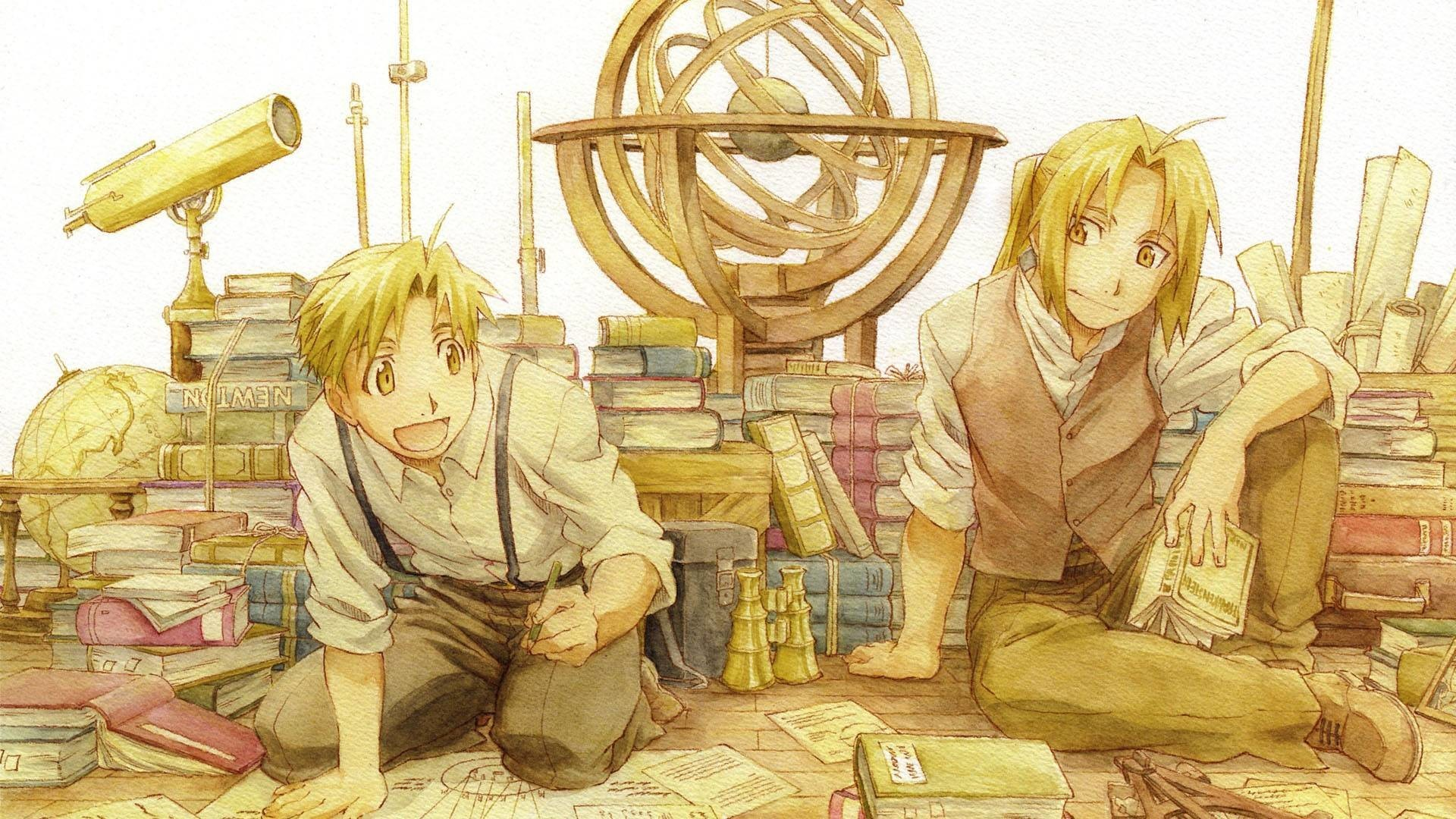 Res: 1920x1080, fullmetal alchemist brotherhood wallpapers ...