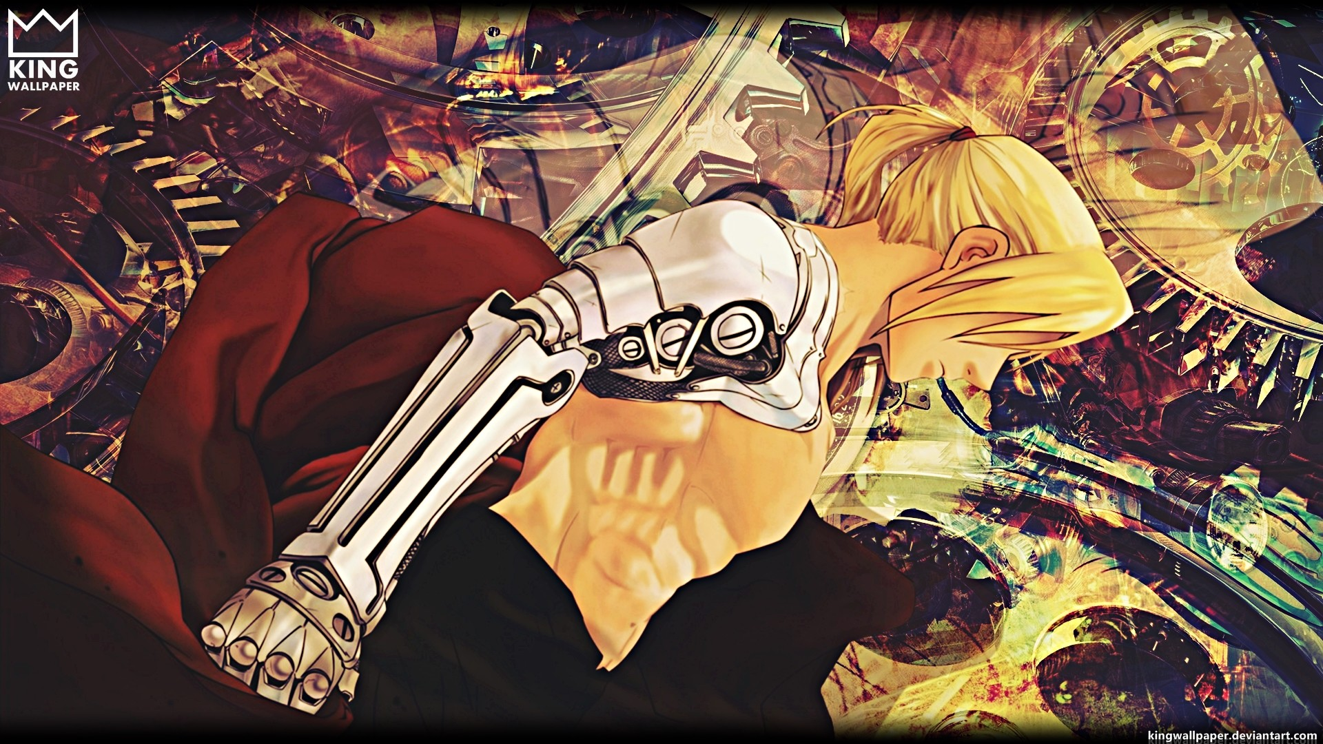 Res: 1920x1080, Fullmetal Alchemist Wallpaper by Kingwallpaper Fullmetal Alchemist Wallpaper  by Kingwallpaper