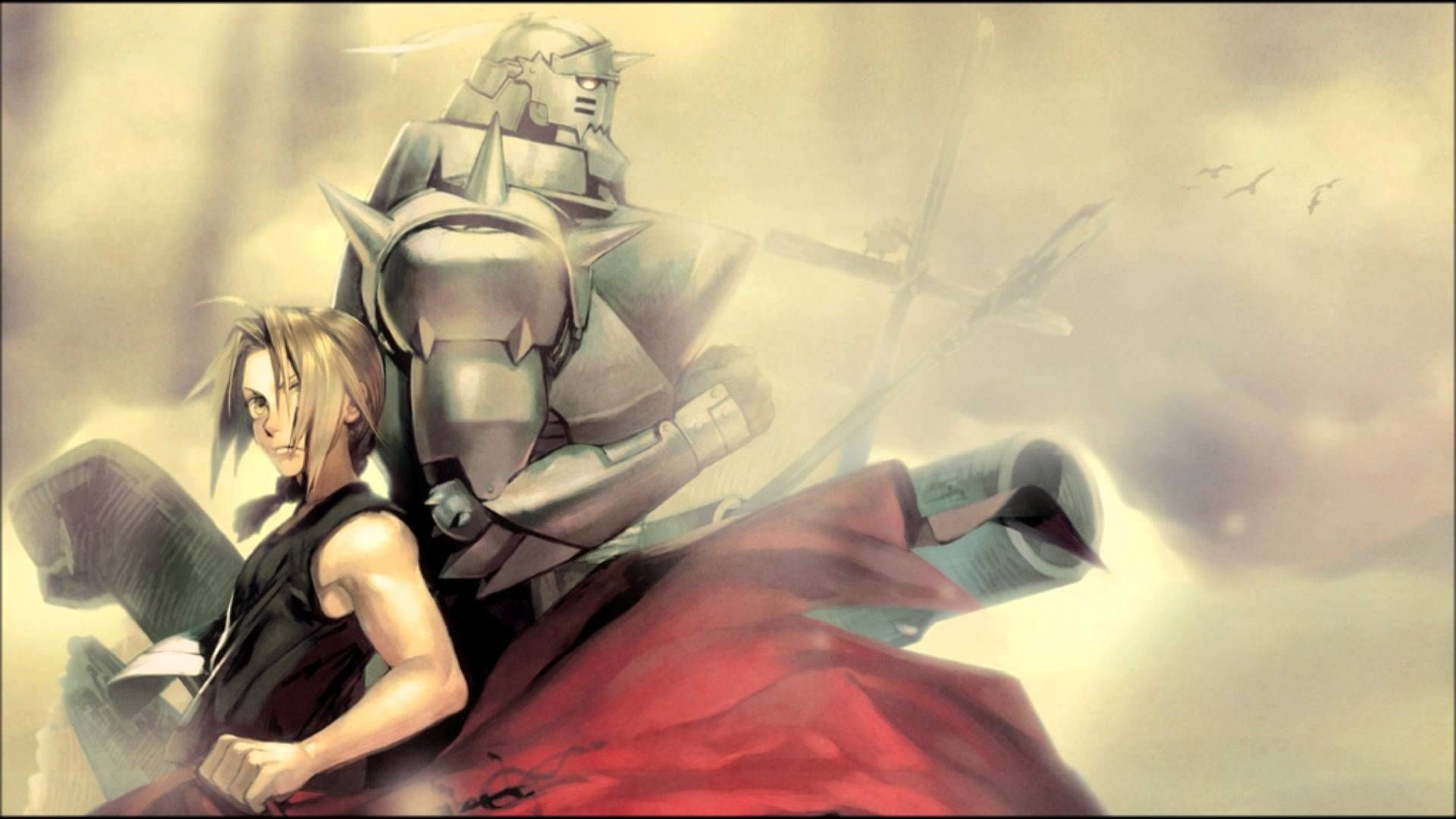 Res: 1920x1080, Full Metal Alchemist Wallpaper FMA