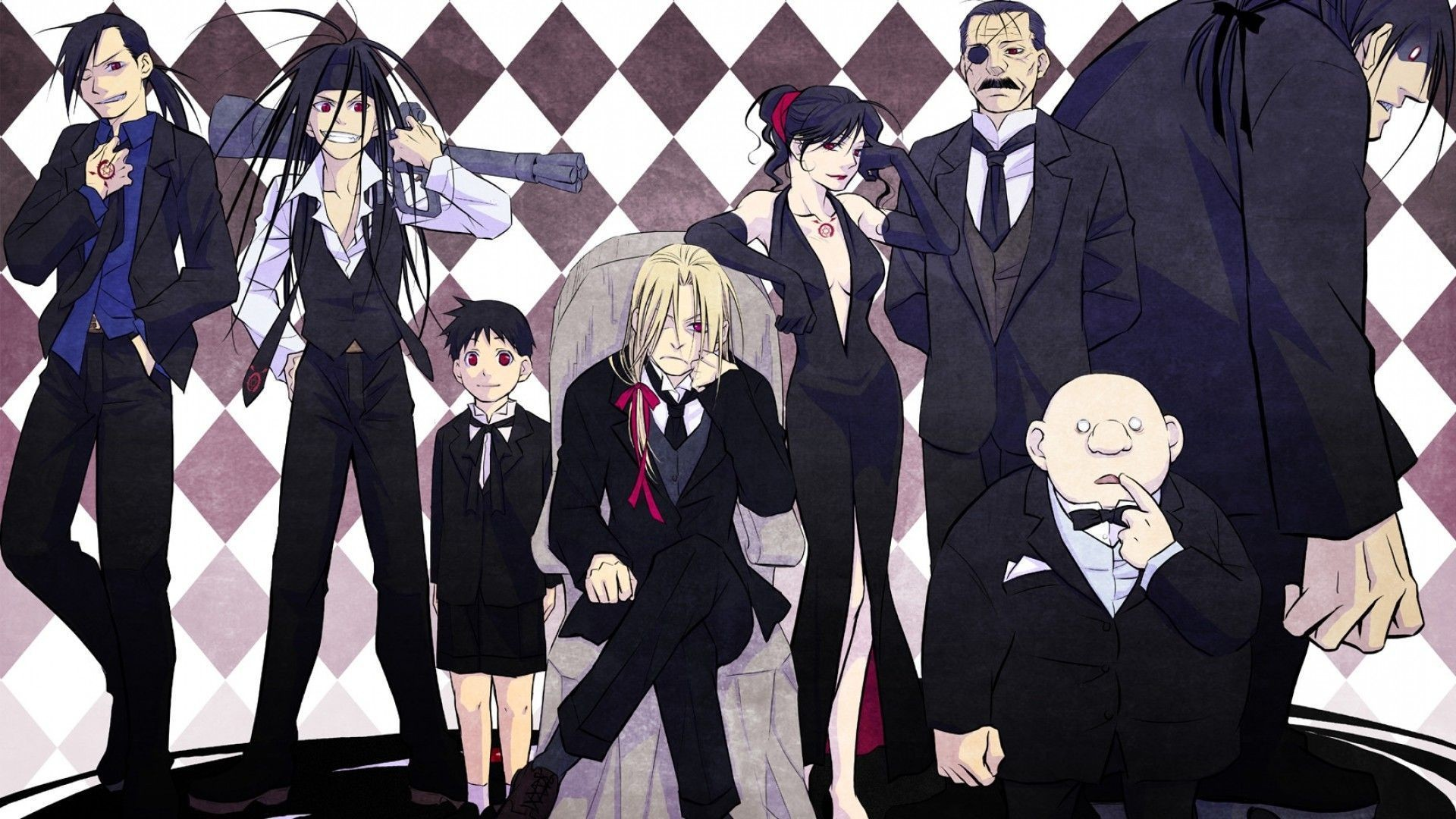 Res: 1920x1080, Fullmetal Alchemist Wallpapers HD Wallpaper Wallpapers and
