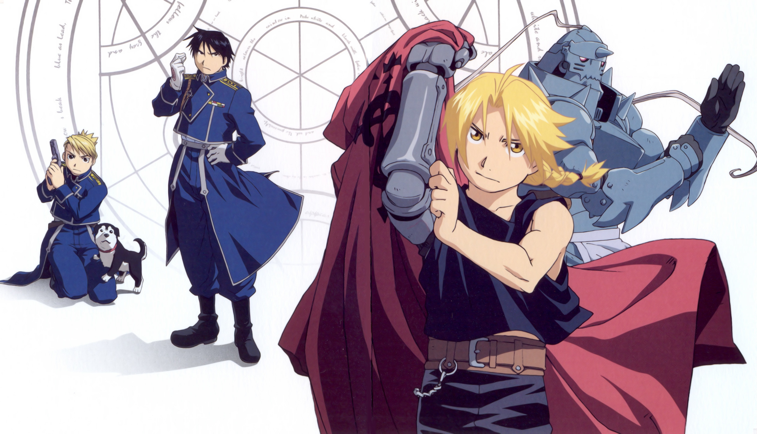 Res: 2482x1425, FullMetal Alchemist Pics, Anime Collection