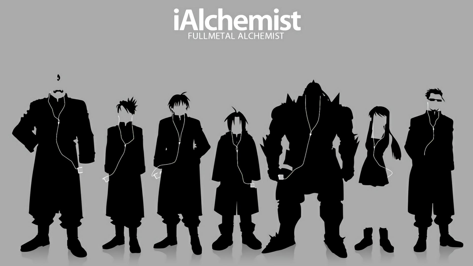 Res: 1920x1080, Anime - FullMetal Alchemist Alex Louis Armstrong Riza Hawkeye Edward Elric  Alphonse Elric Winry Rockbell Roy