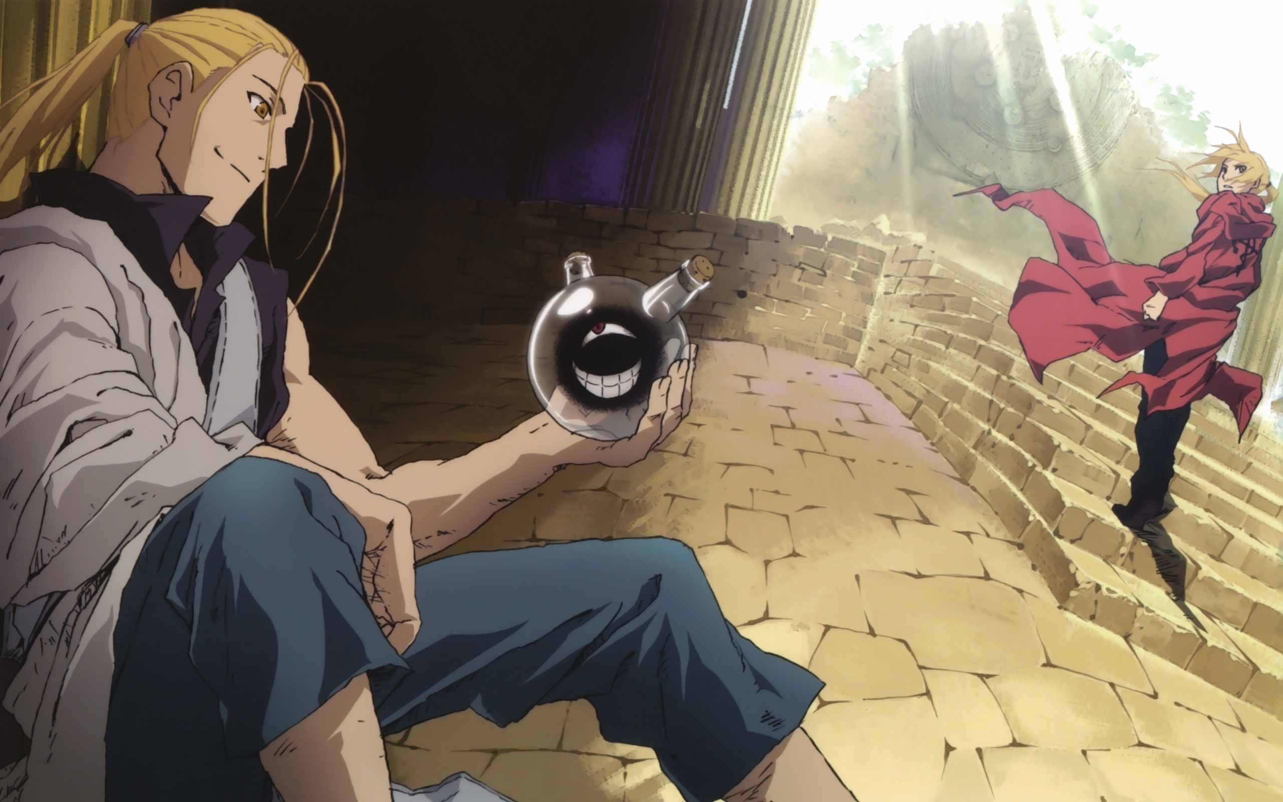 Res: 2560x1600, Fullmetal Alchemist Wallpaper Best Of Fullmetal Alchemist Wallpaper