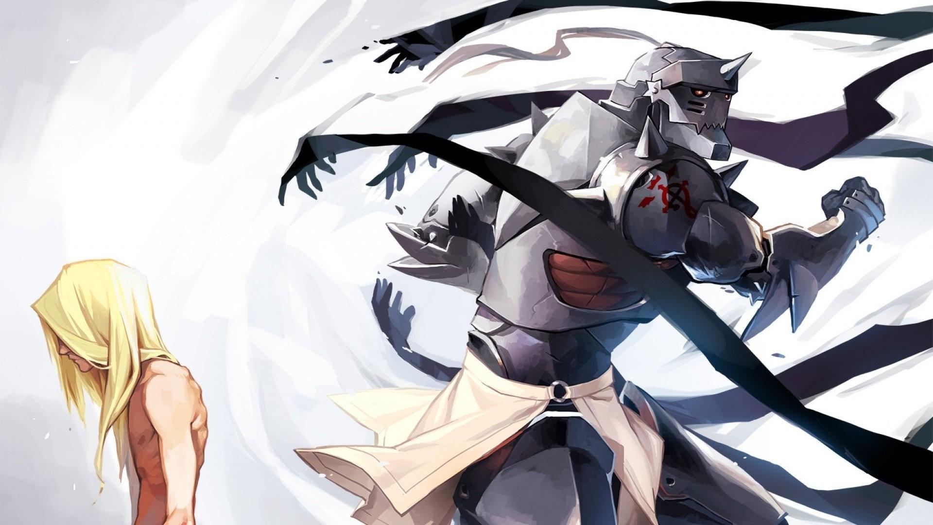 Res: 1920x1080, anime fullmetal alchemist elric alphonse