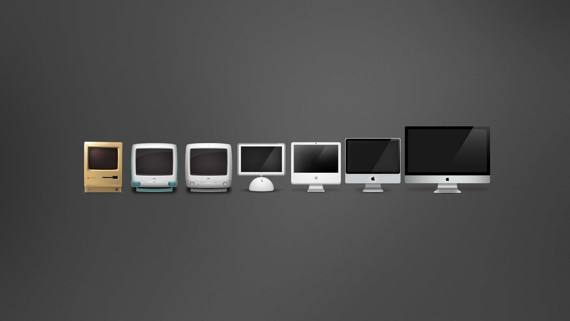 Res: 1920x1080, Mac Revolution Wallpaper