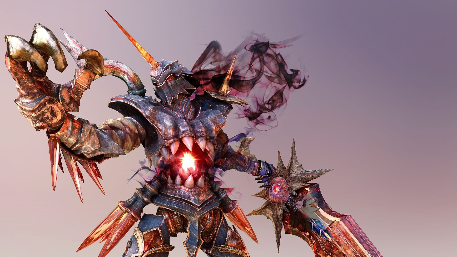 Res: 1920x1080, Soul Calibur IV Nightmare by wanfirdaus ...