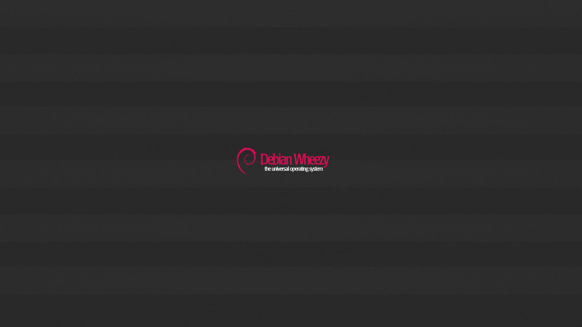 Res: 1920x1080, Debian Wheezy Wallpaper by Felipi Debian Wheezy Wallpaper by Felipi