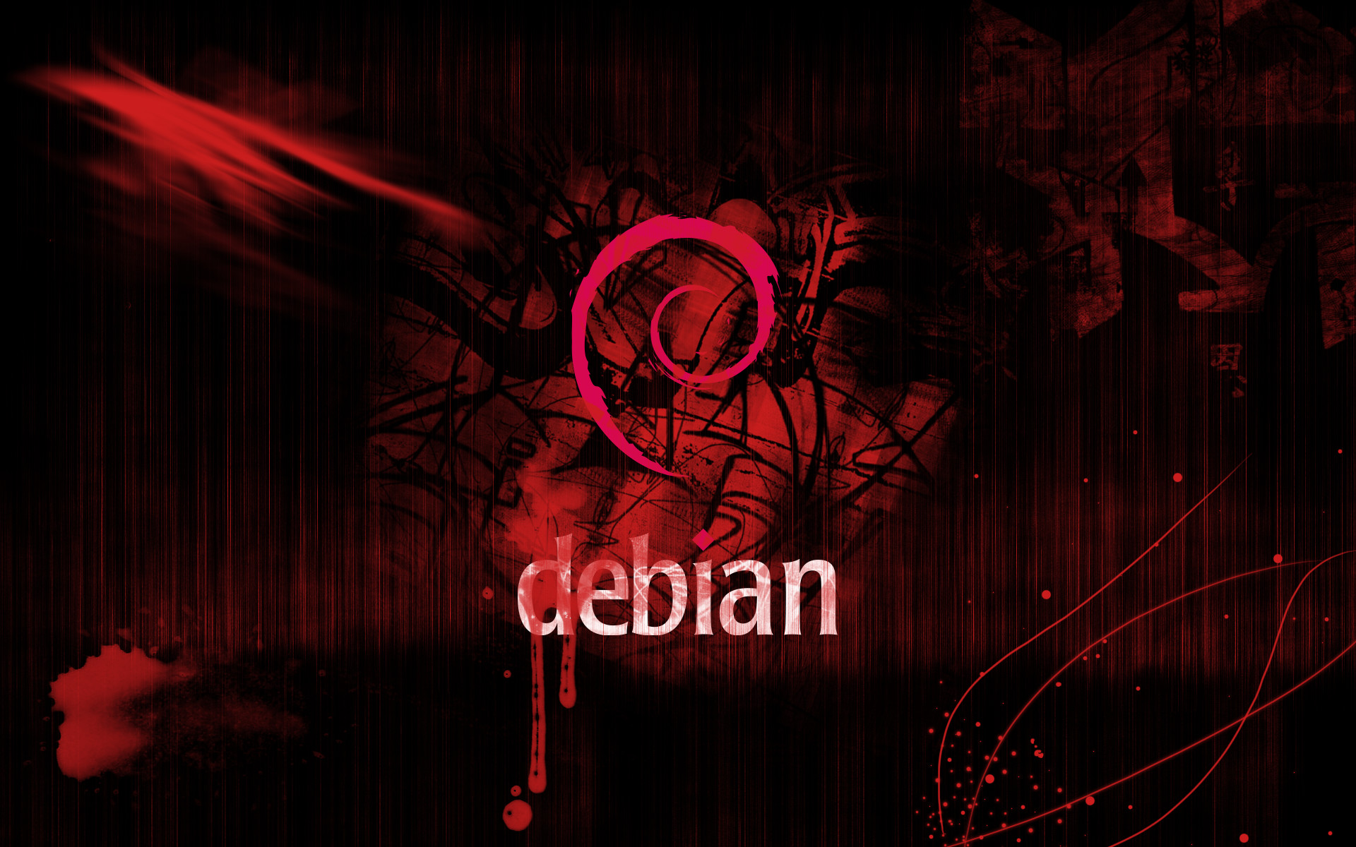 Res: 1920x1200, ... operating systems; Debian