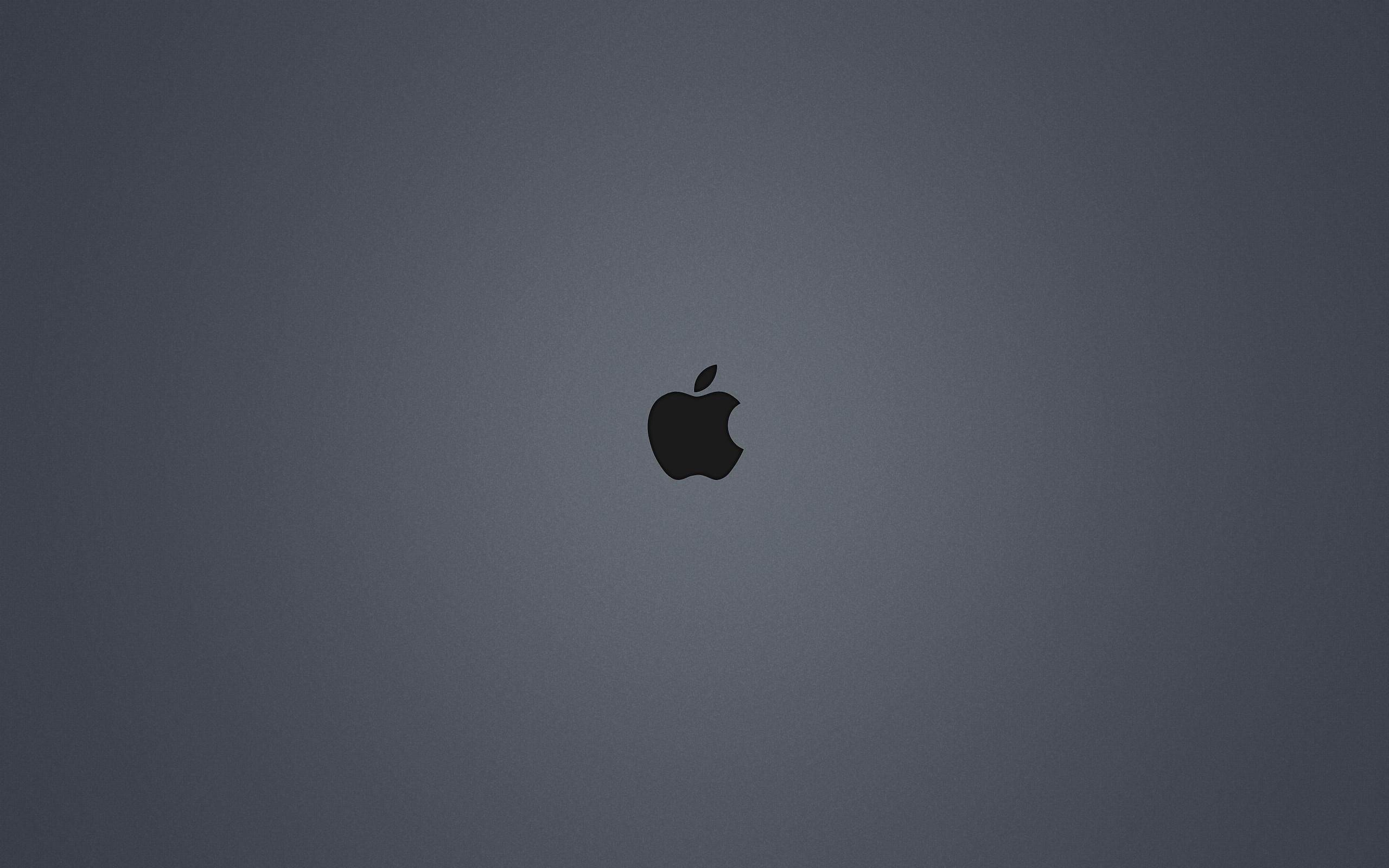 Res: 2560x1600, Apple Logo Wallpaper