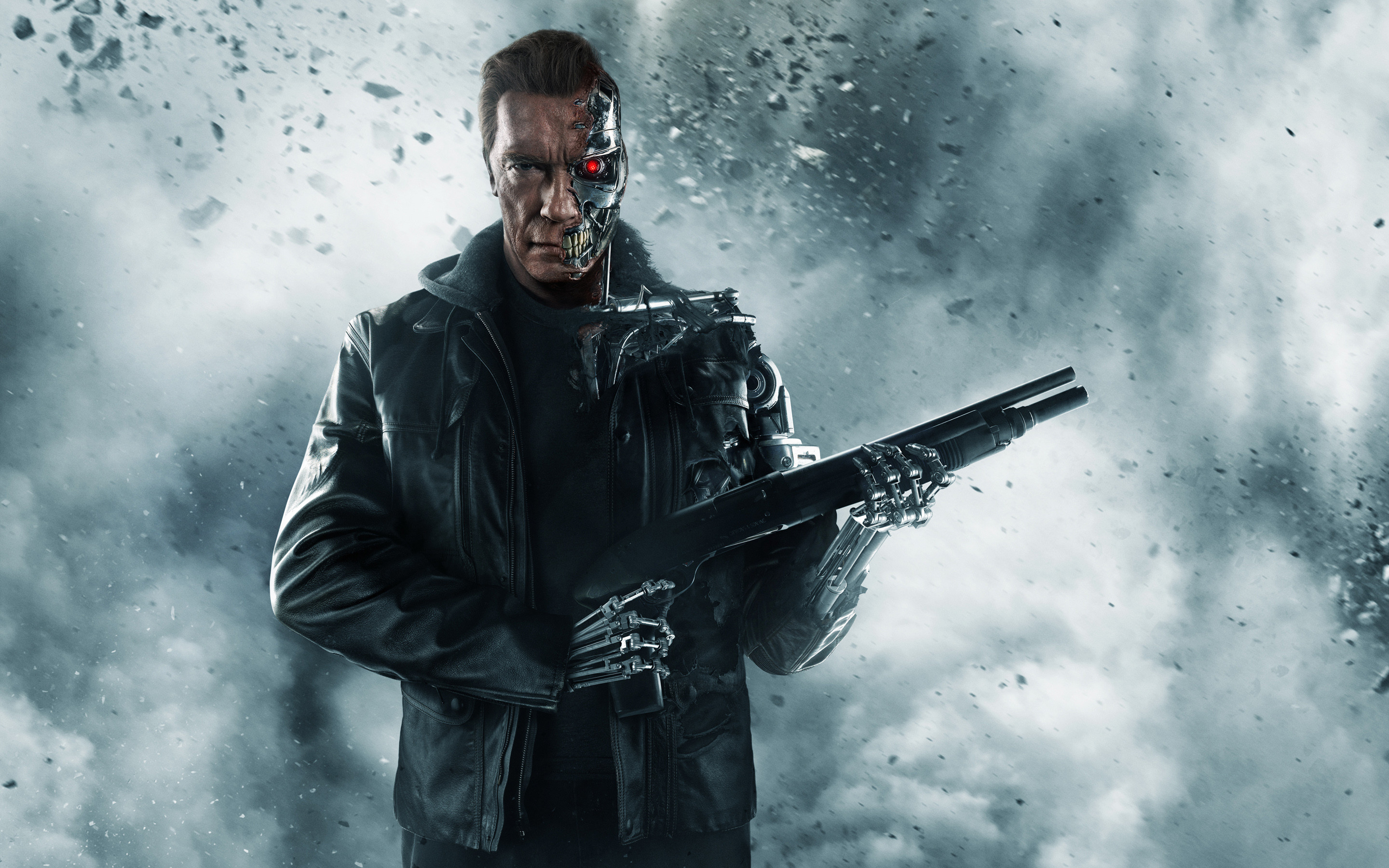 Res: 2880x1800, Terminator Wallpaper Wide For Desktop Wallpaper 2880 x 1800 px 1.52 MB  poster epic teaser t