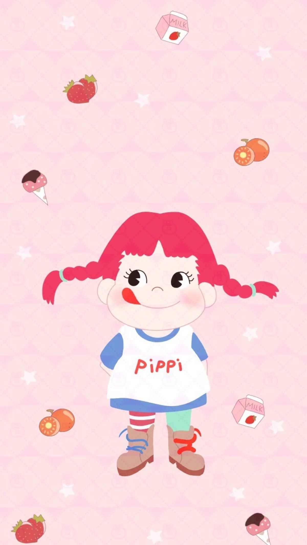 Res: 1200x2129, Sanrio Wallpaper, Hd Wallpaper, Kawaii Background, Iphone Wallpapers, Elmo,  Sticker, Pastel, Backgrounds, Iphone Backgrounds