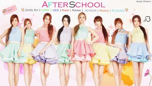 After School wallpapers