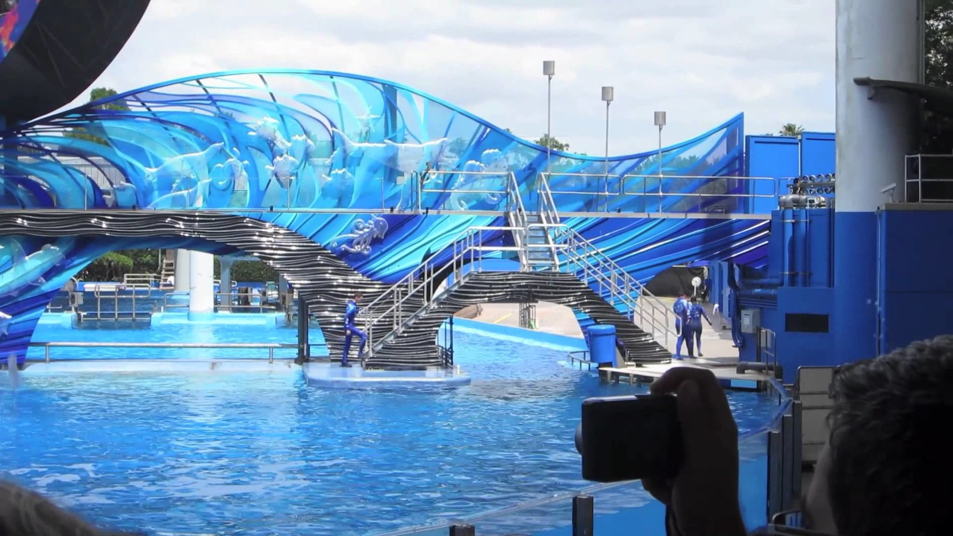 Res: 1920x1080, SeaWorld Orlando Shamu Stadium
