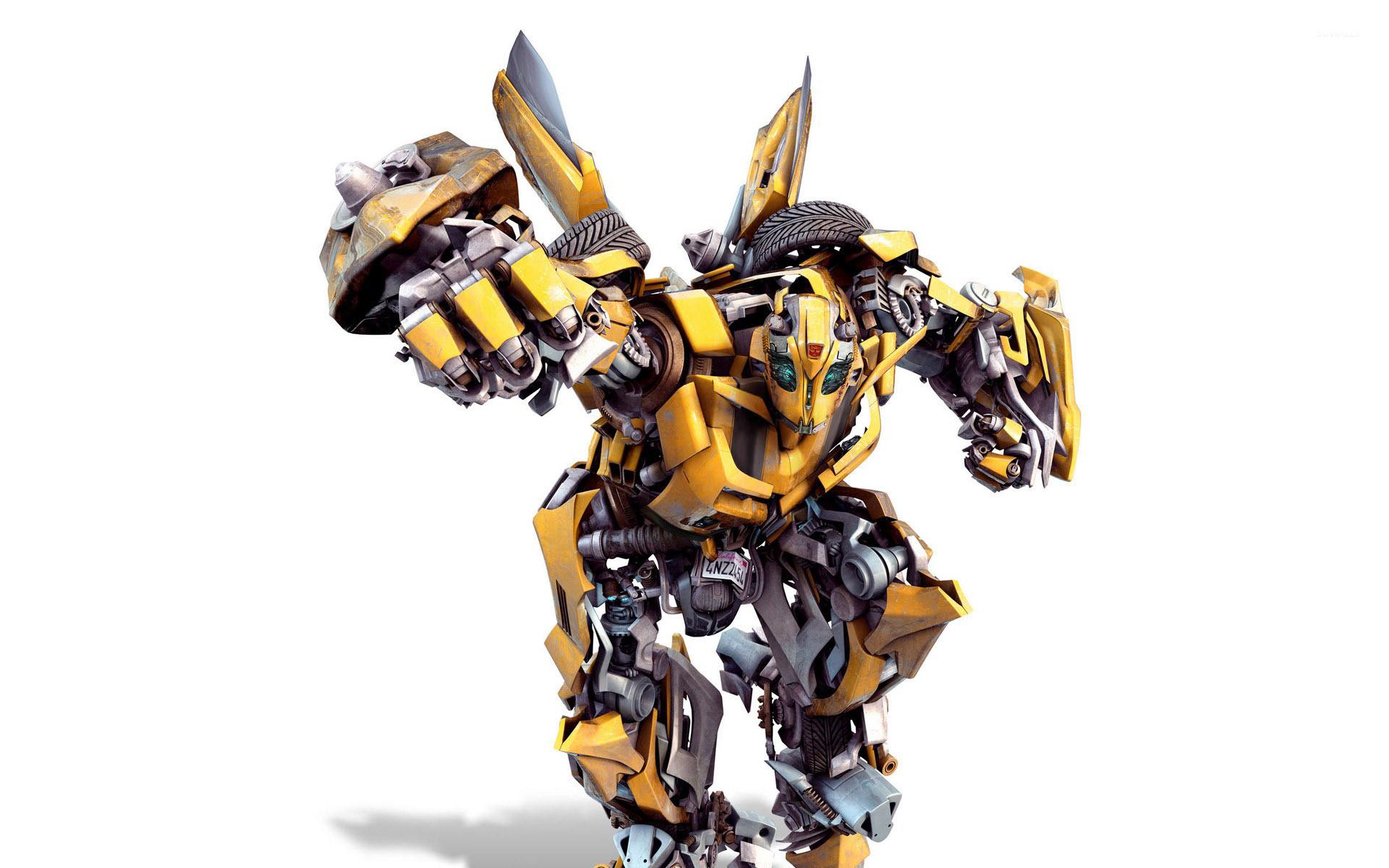 Res: 1920x1200, Bumblebee - Transformers [7] wallpaper