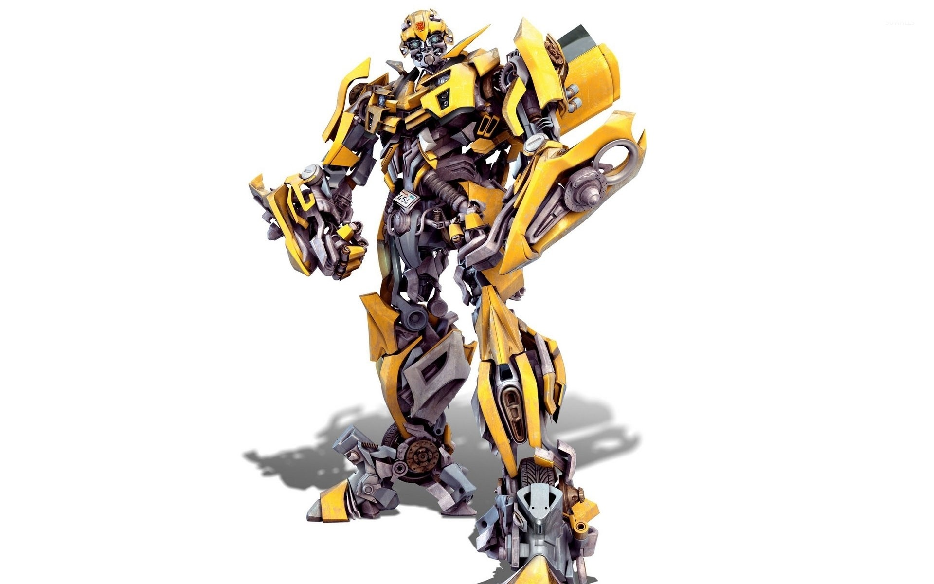 Res: 1920x1200, Bumblebee - Transformers [6] wallpaper