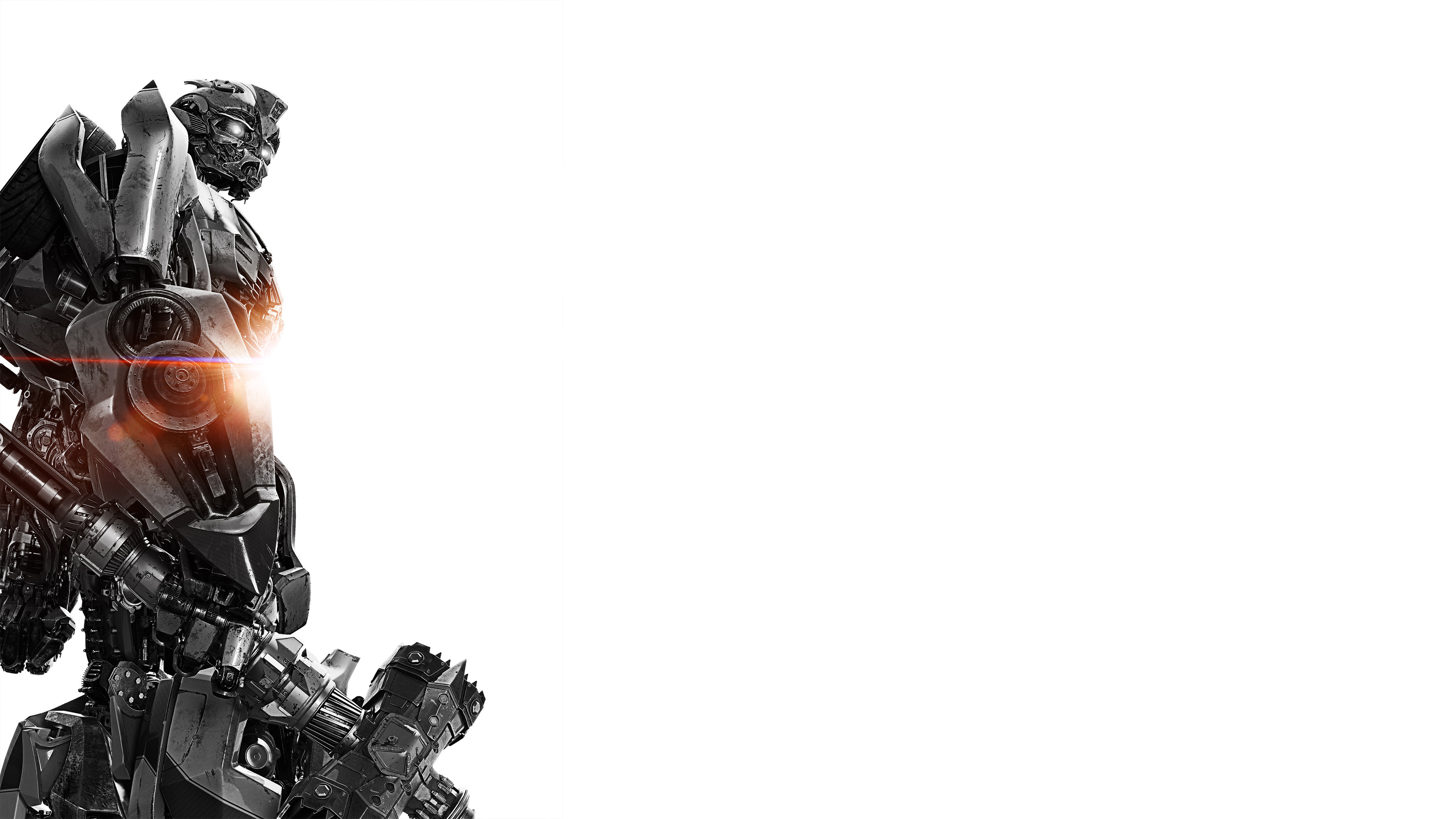 Res: 3840x2160, Transformers The Last Knight Bumblebee