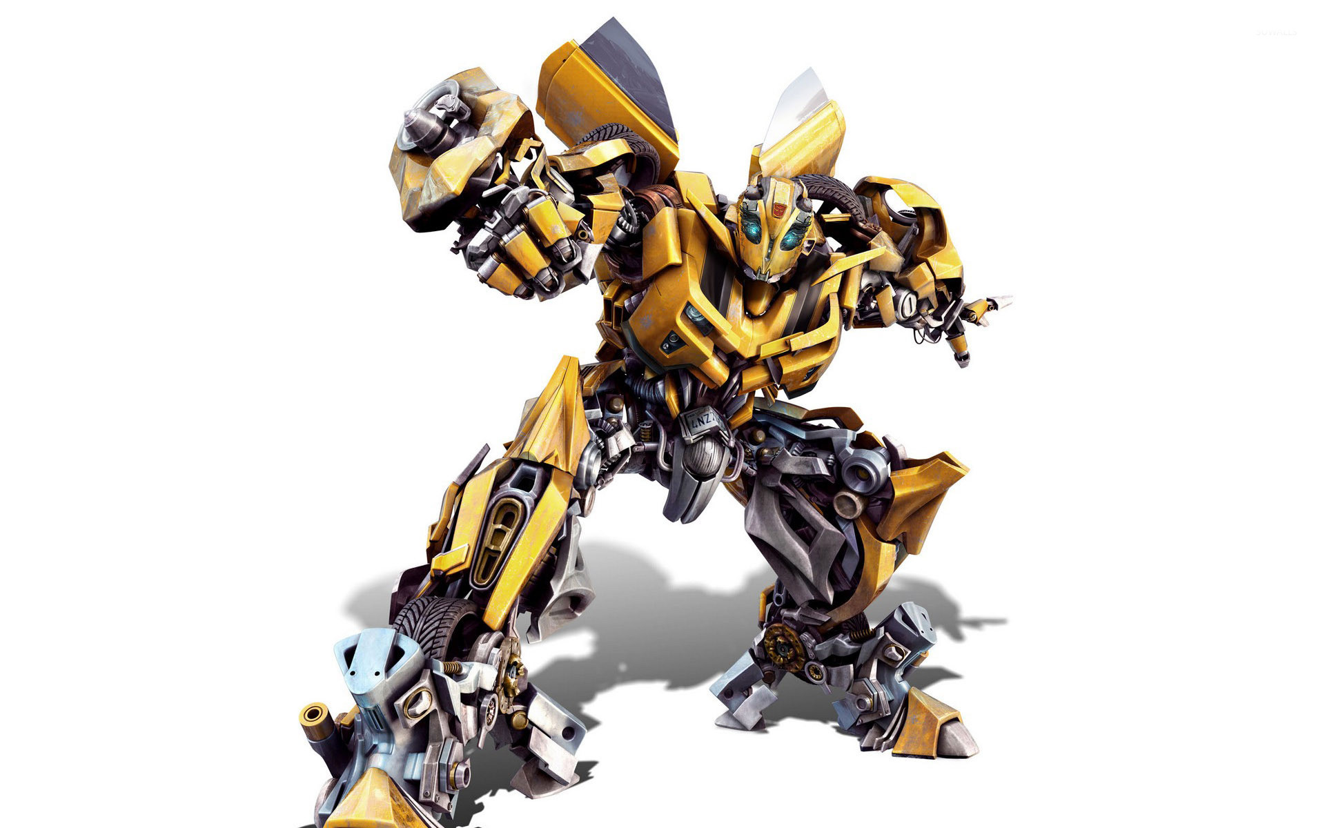 Res: 1920x1200, Bumblebee - Transformers [8] wallpaper