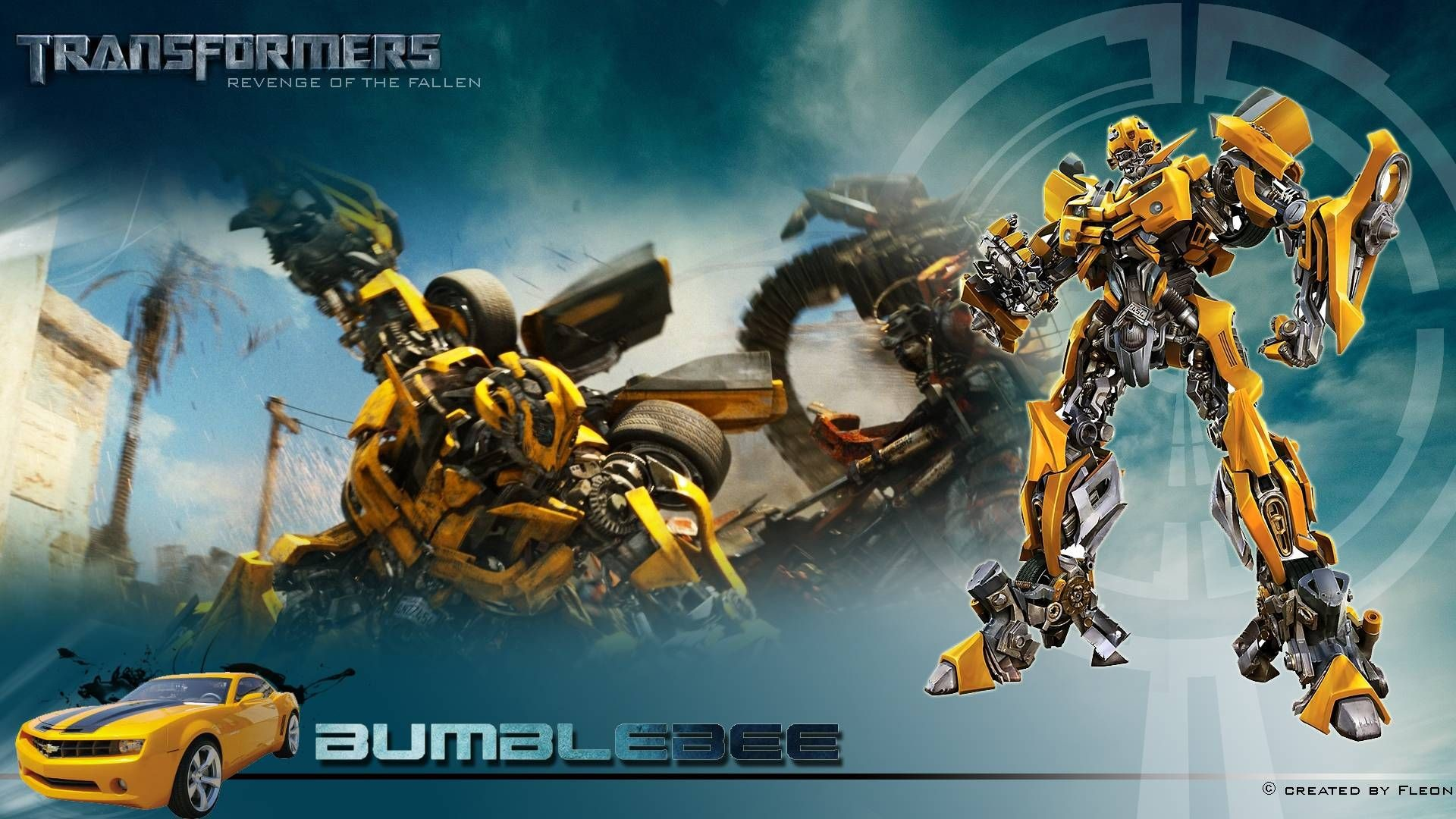 Res: 1920x1080, Transformers Bumblebee Wallpapers Wallpaper