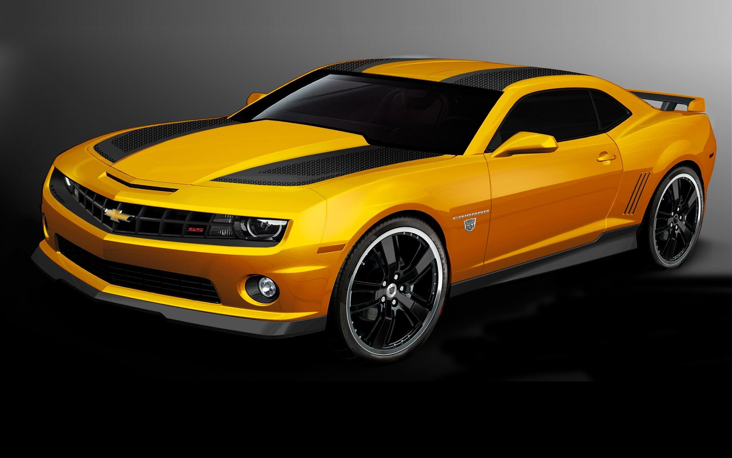 Res: 2560x1600, car camaro bumblebee fast cool wallpapers 1600x2560