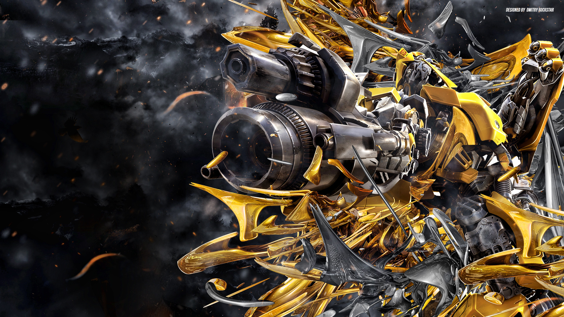 Res: 1920x1080, Transformers Bumblebee Pics (PC, Mobile, Gadgets) Compatible |  px
