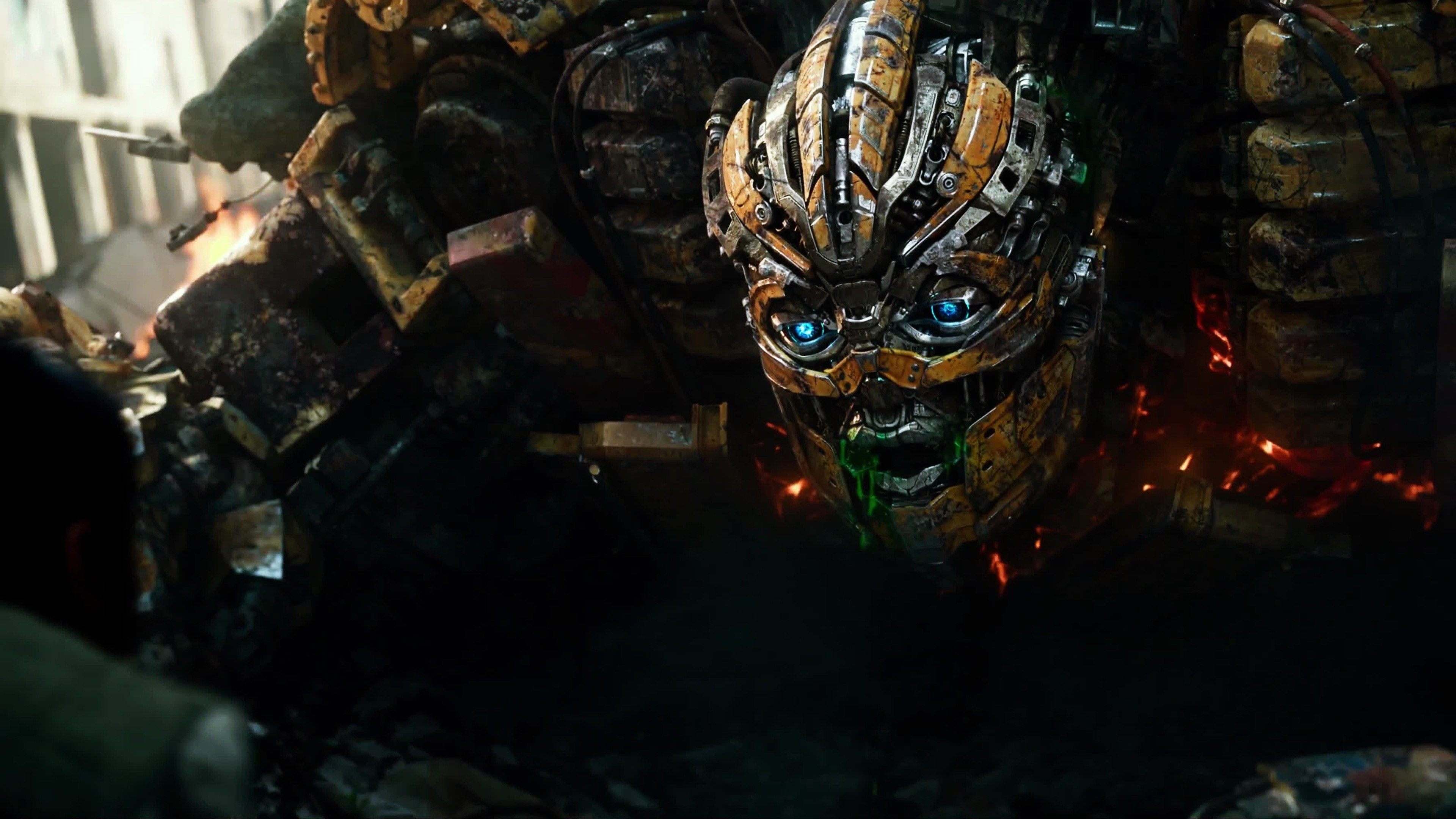 Res: 3840x2160, Bumblebee Transformers The Last Knight Best Wallpaper 19857