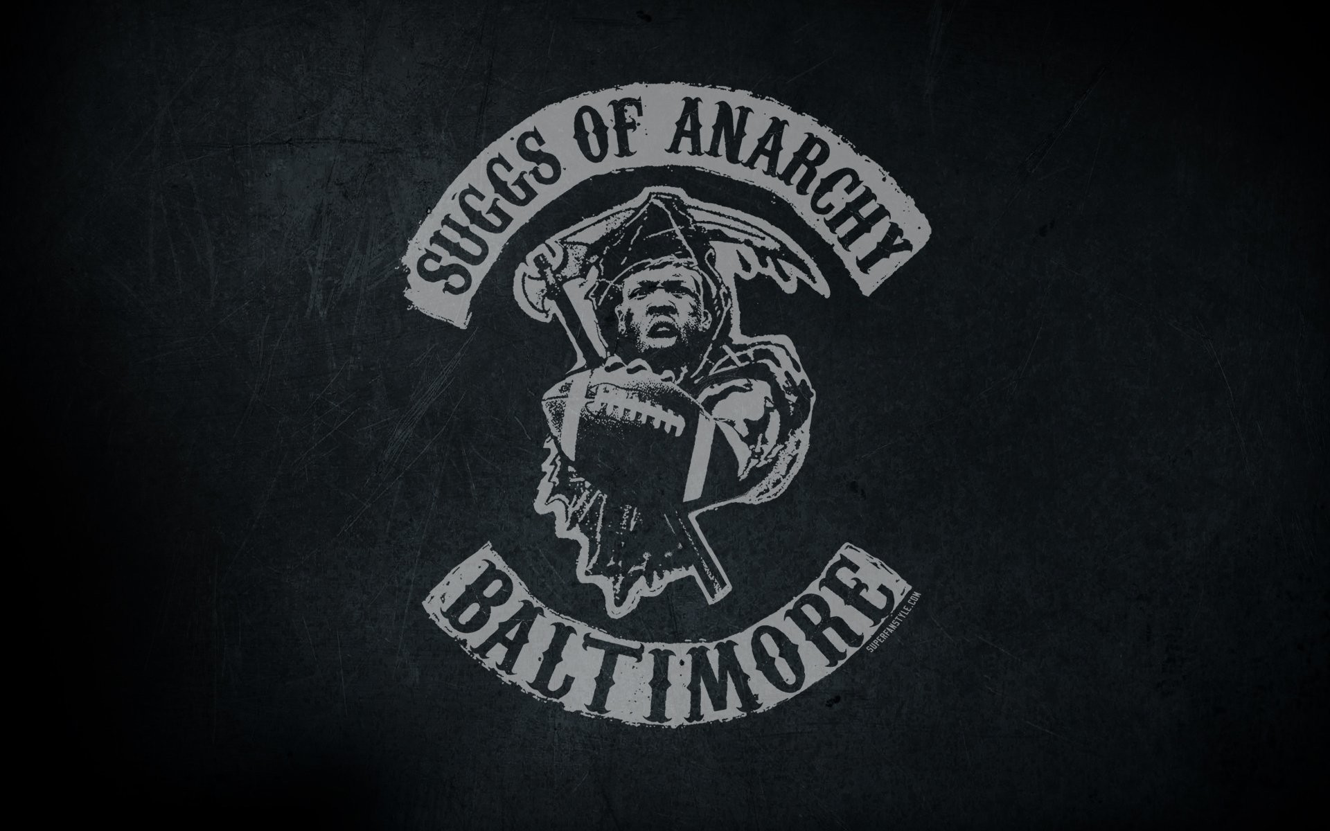 Res: 1920x1200, Suggs of Anarchy Wallpaper