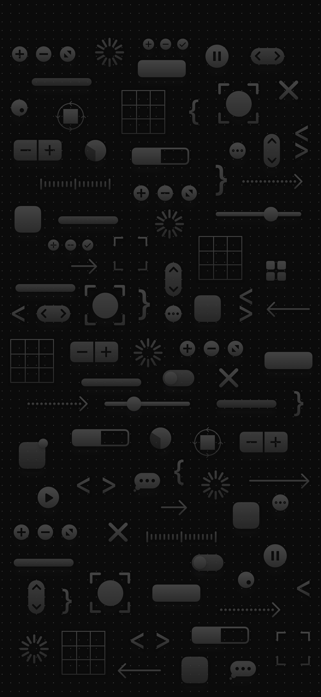 Res: 1125x2436, Download: all dark no logo for iPhone X