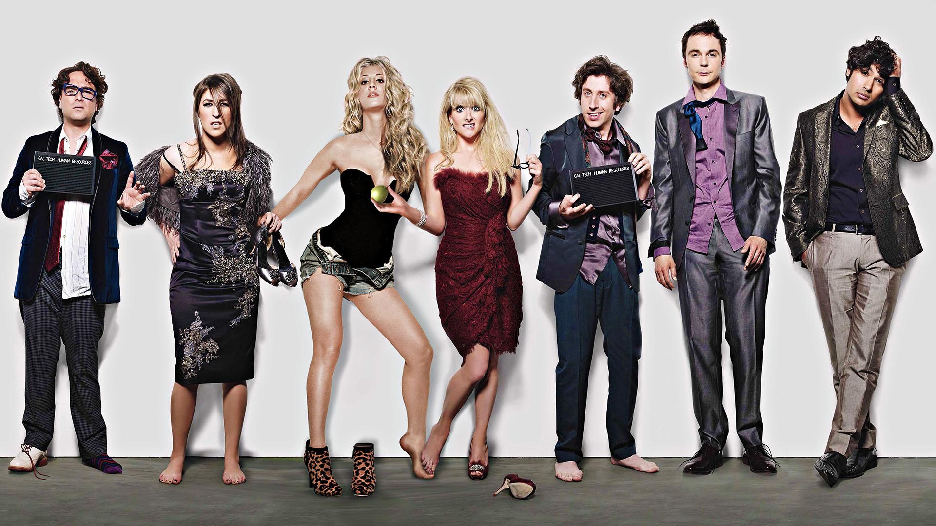 Res: 1920x1080, The Big Bang Theory Full HD Wallpaper