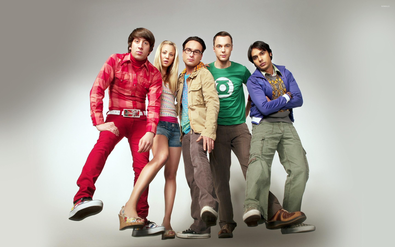 Res: 2880x1800, The Big Bang Theory [3] wallpaper