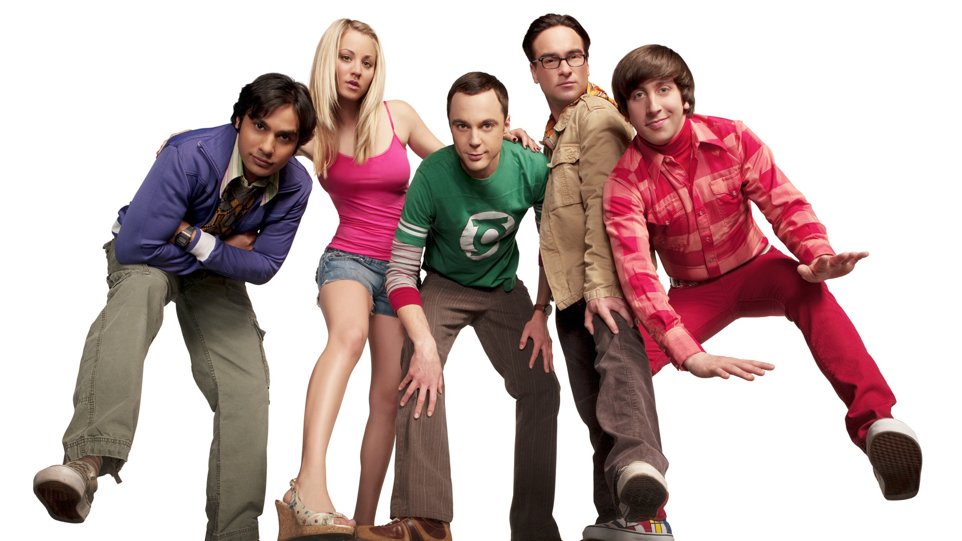 Res: 1920x1080, ... Colorful Big Bang Theory Images High Quality for Laptop ...