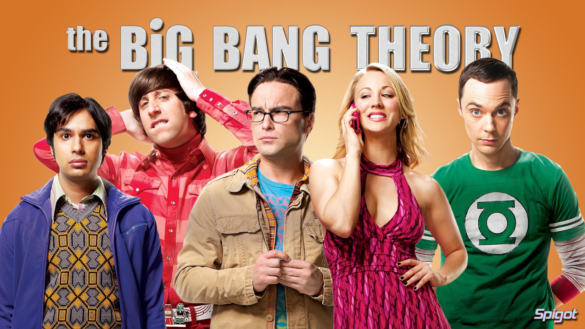 Res: 1920x1080, TV Show - The Big Bang Theory Cast Penny (The Big Bang Theory) Kunal