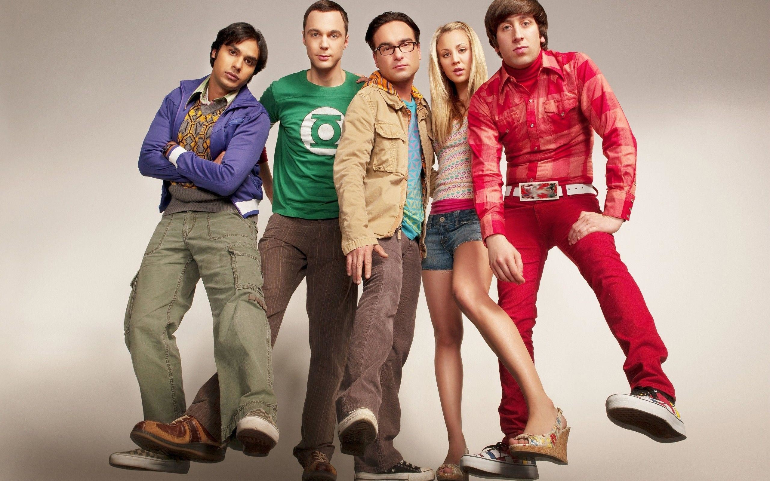 Res: 2560x1600, Free Cast of Big Bang Theory Wallpapers, Free Cast of Big Bang .
