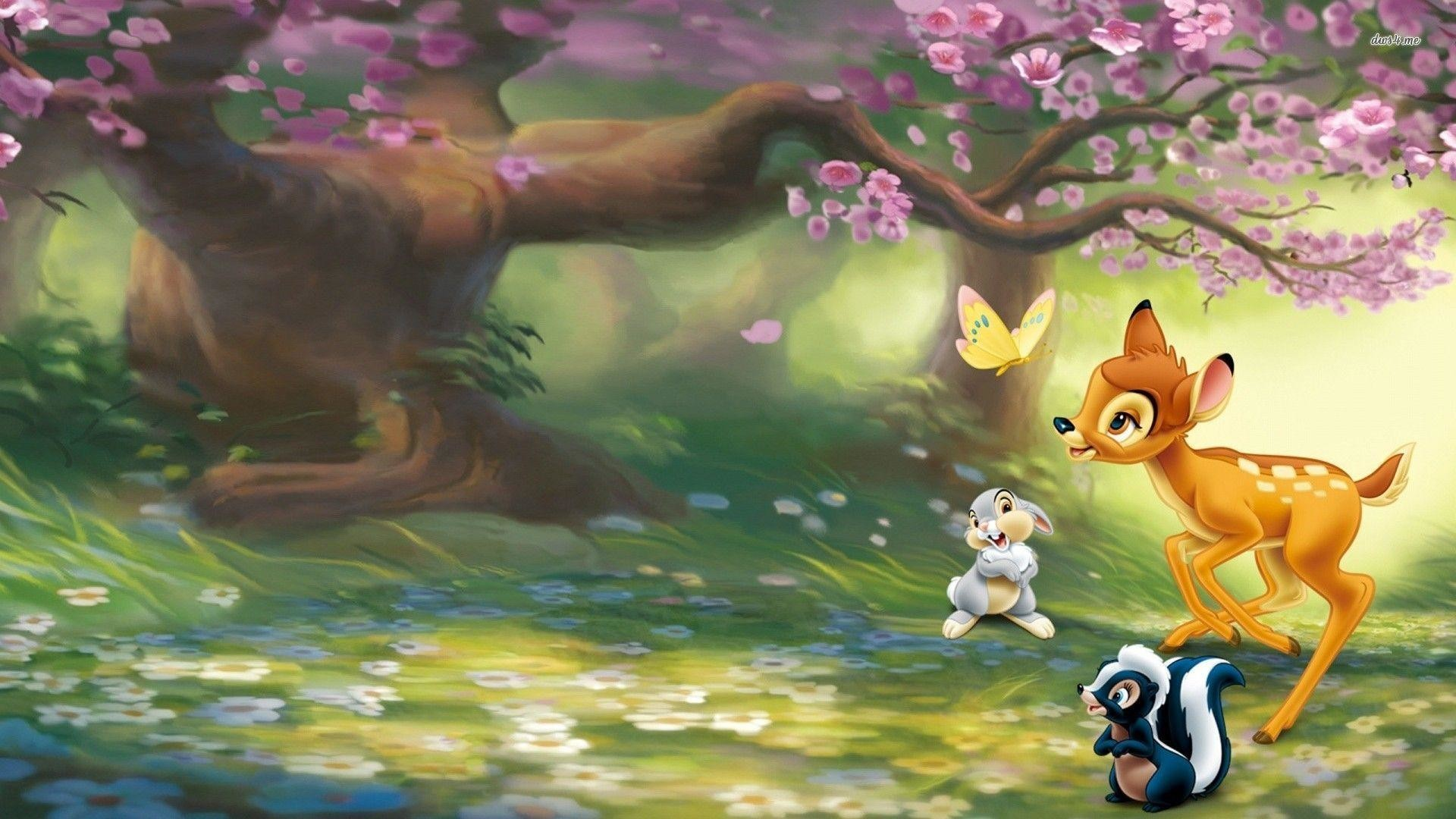 Res: 1920x1080, Bambi | Wallpapers HD free Download