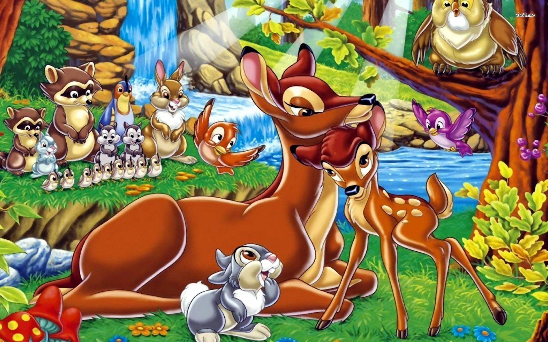 Res: 1920x1200, Bambi Wallpapers 15 - 1920 X 1200