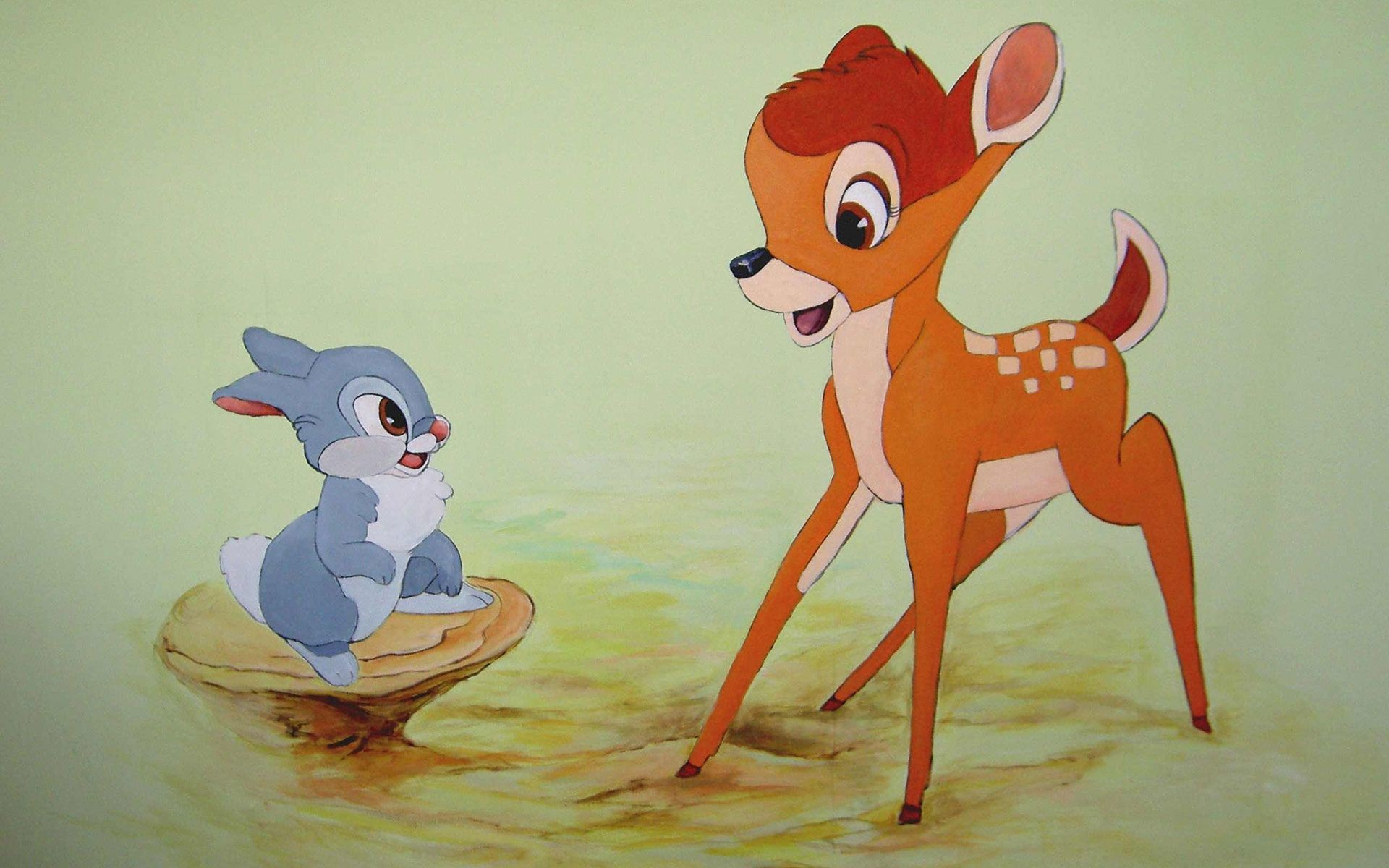 Res: 1920x1200, Bambi HD Wallpapers Backgrounds Wallpaper