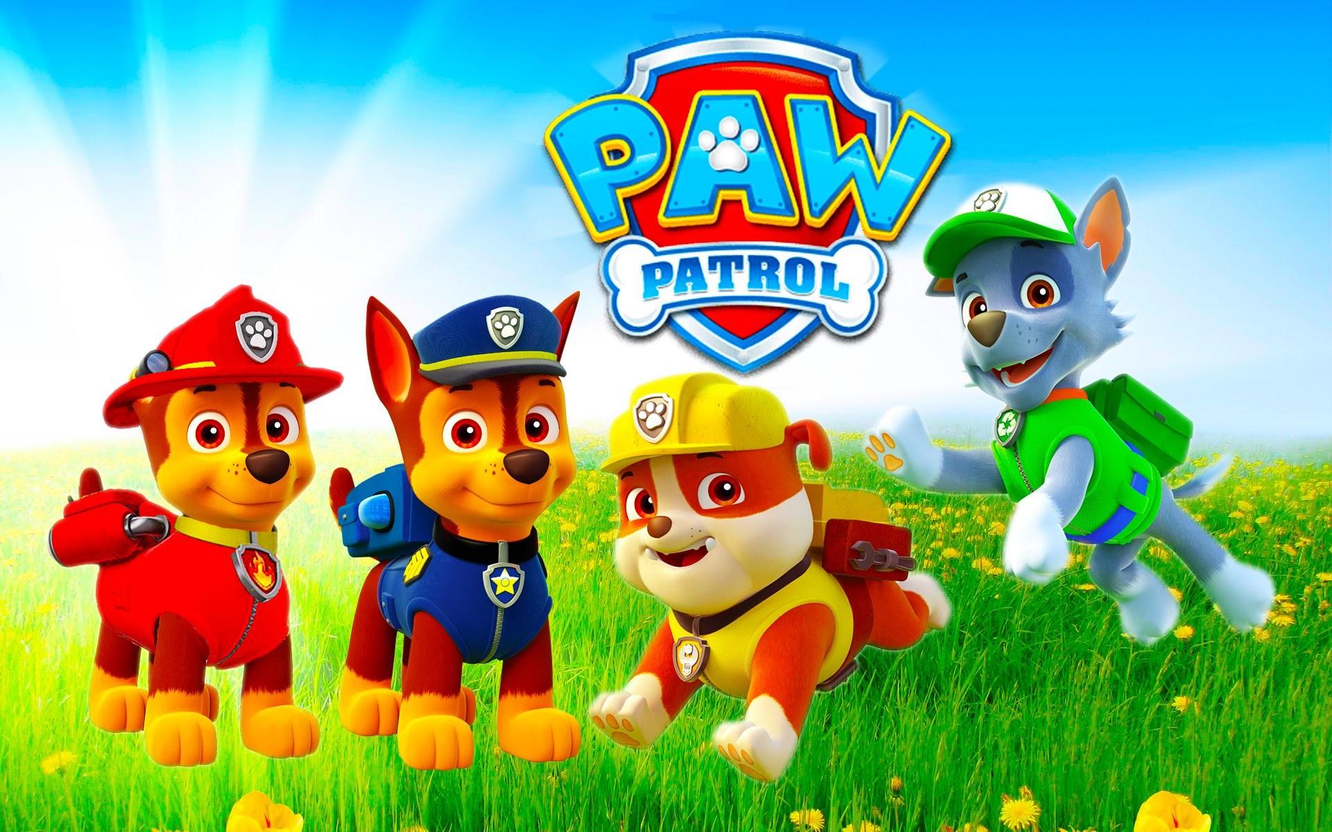 Res: 1920x1200, Paw Patrol