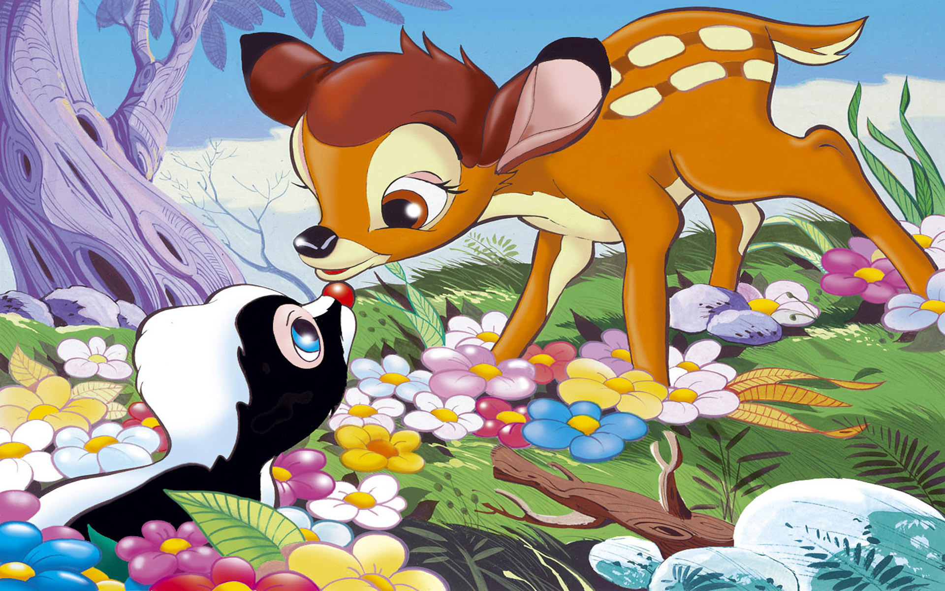 Res: 1920x1200, Getting To Know Bambi Wit.