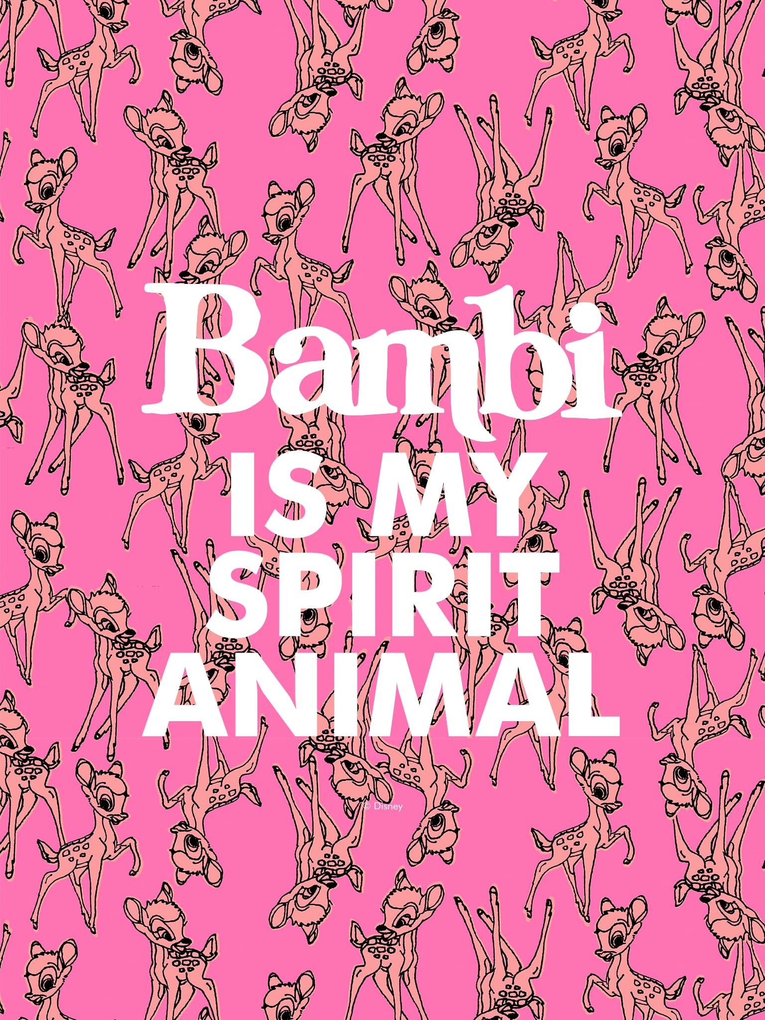 Res: 1536x2048, Download our Bambi background for tablet