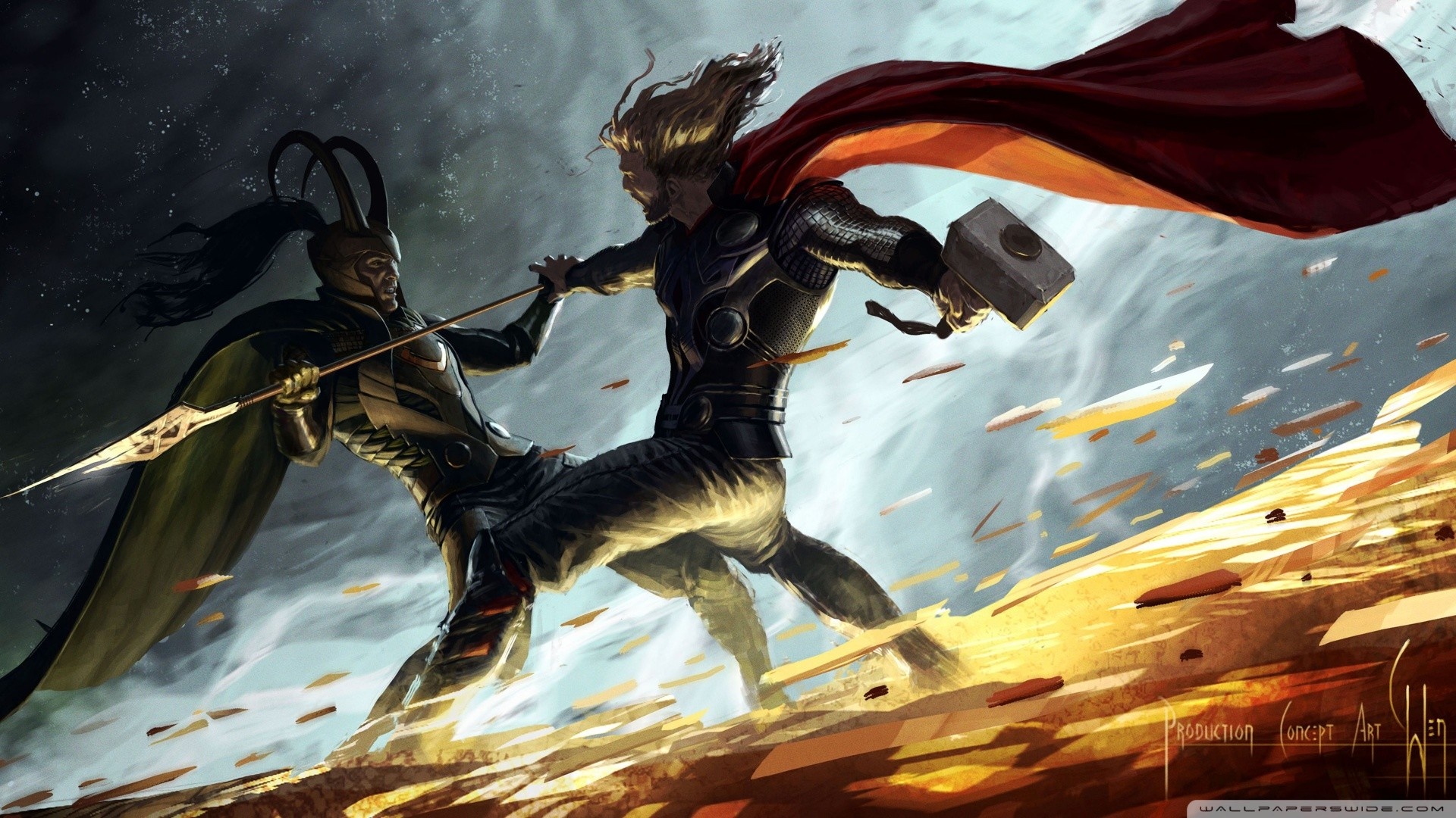 Res: 1920x1080, Marvel Live-action Movies images thor wallpaper HD wallpaper and background  photos