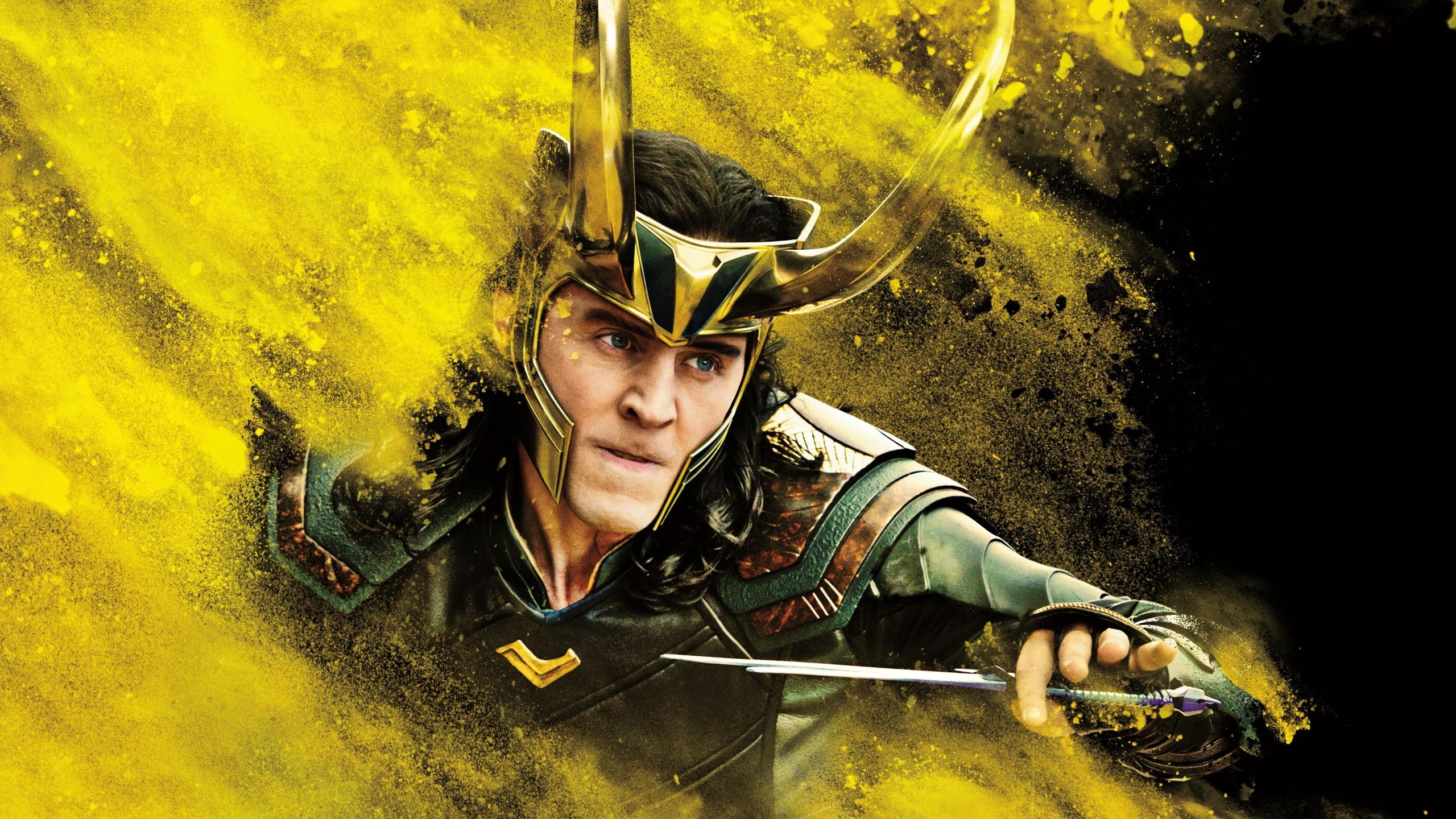 Res: 2560x1440, Movies / Thor Ragnarok Wallpaper