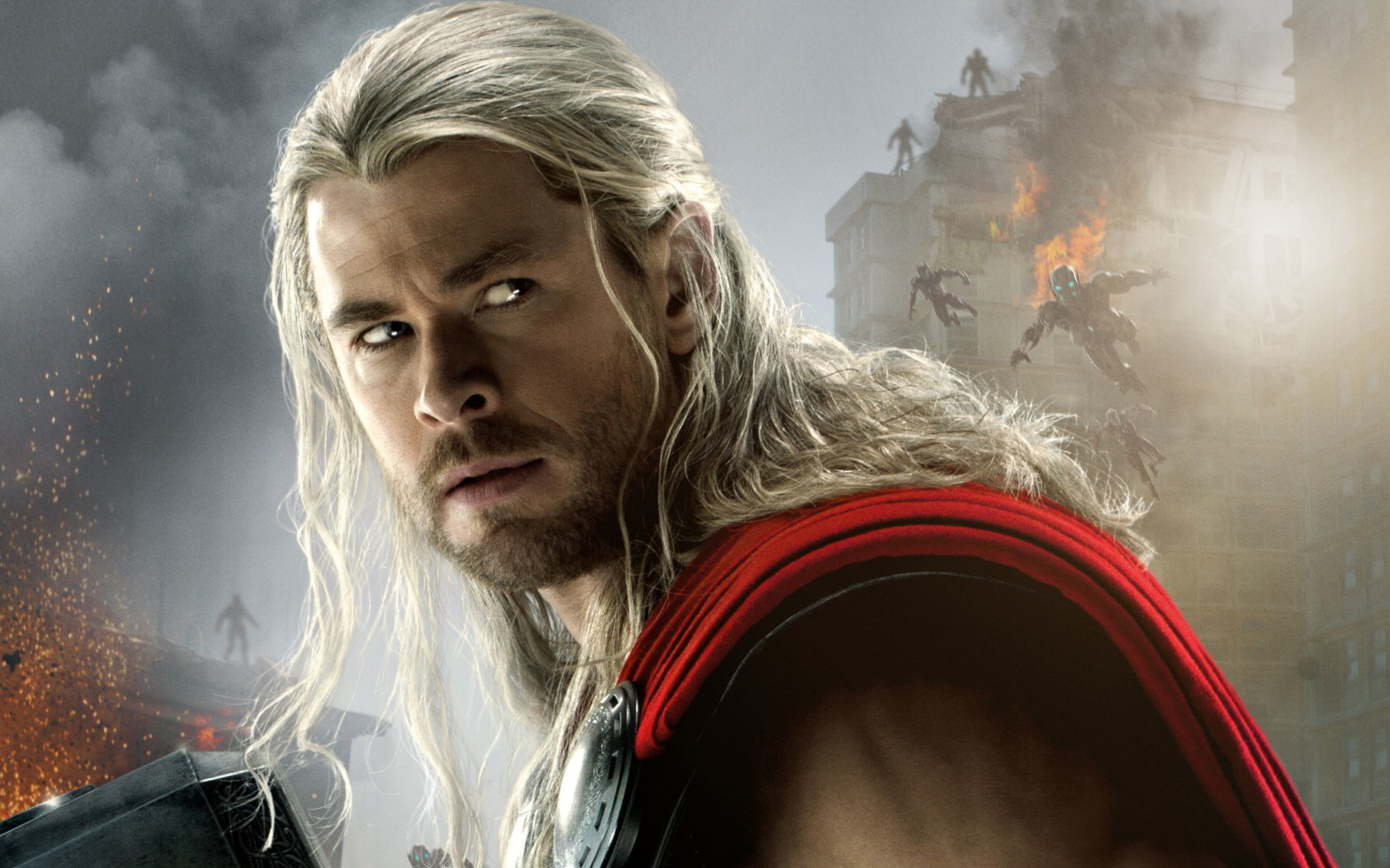 Res: 2880x1800, Thor Avengers Age of Ultron Wallpapers | HD Wallpapers