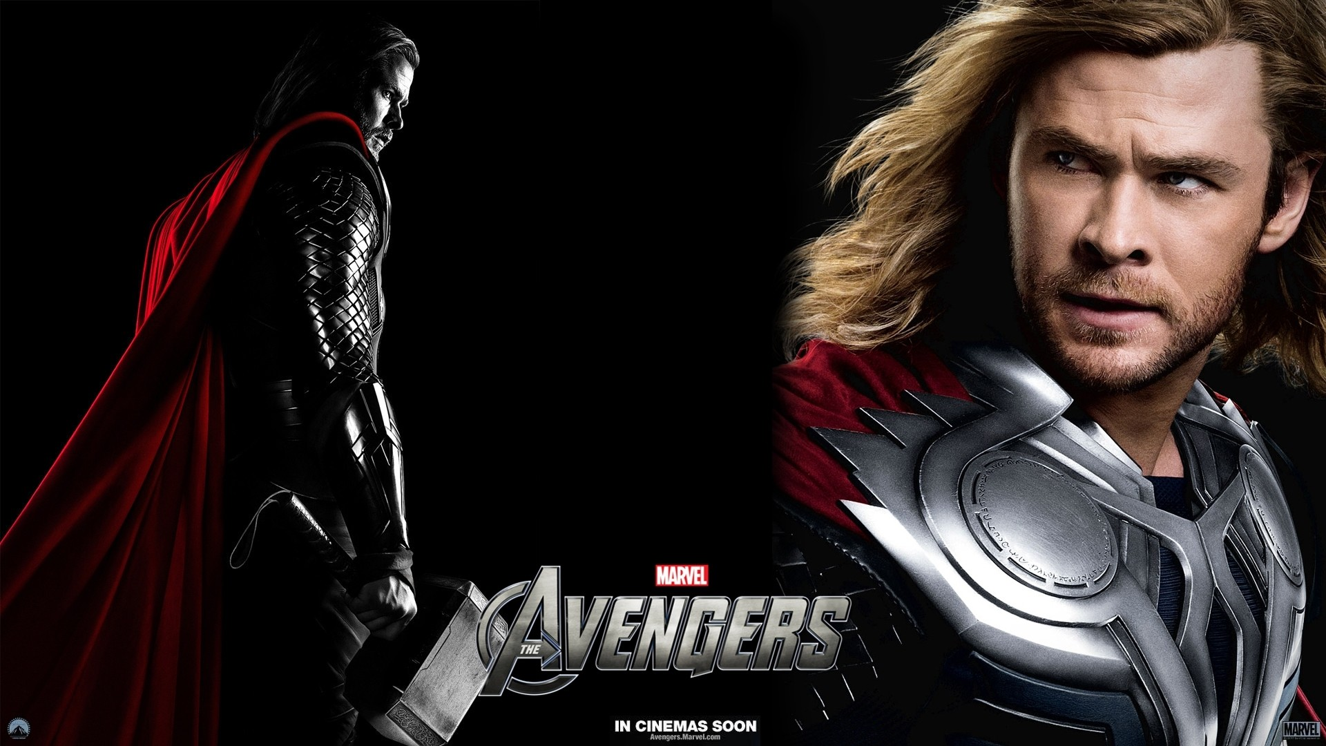 Res: 1920x1080, the avengers thor askilletpanhead