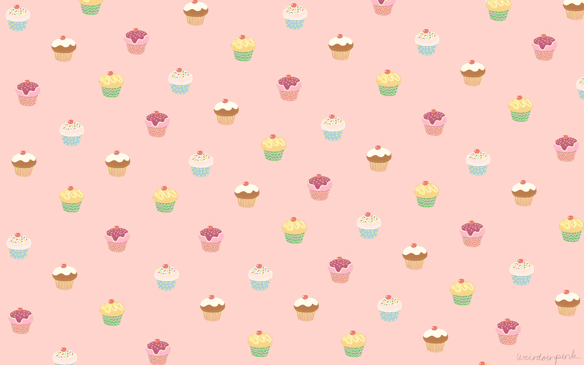 Res: 1920x1200, Cute Cupcake Wallpaper Desktop #4115 Wallpaper   photosfullhd.