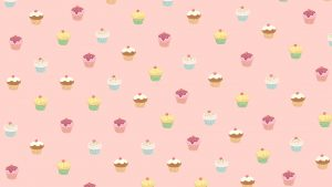 Kawaii Cupcake wallpapers