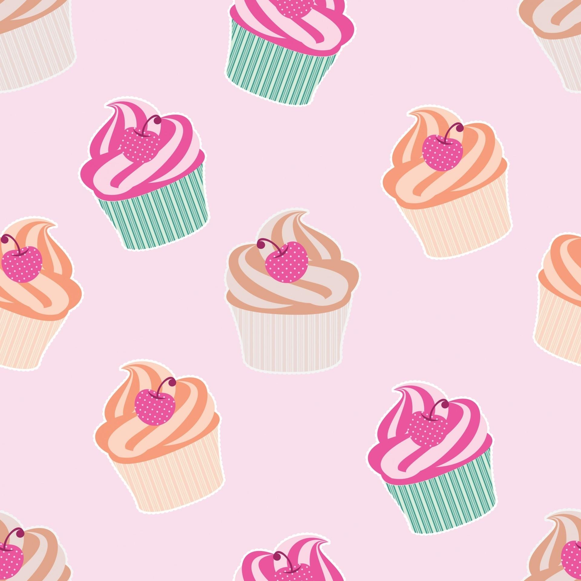 Res: 1920x1920, pink cupcake wallpaper
